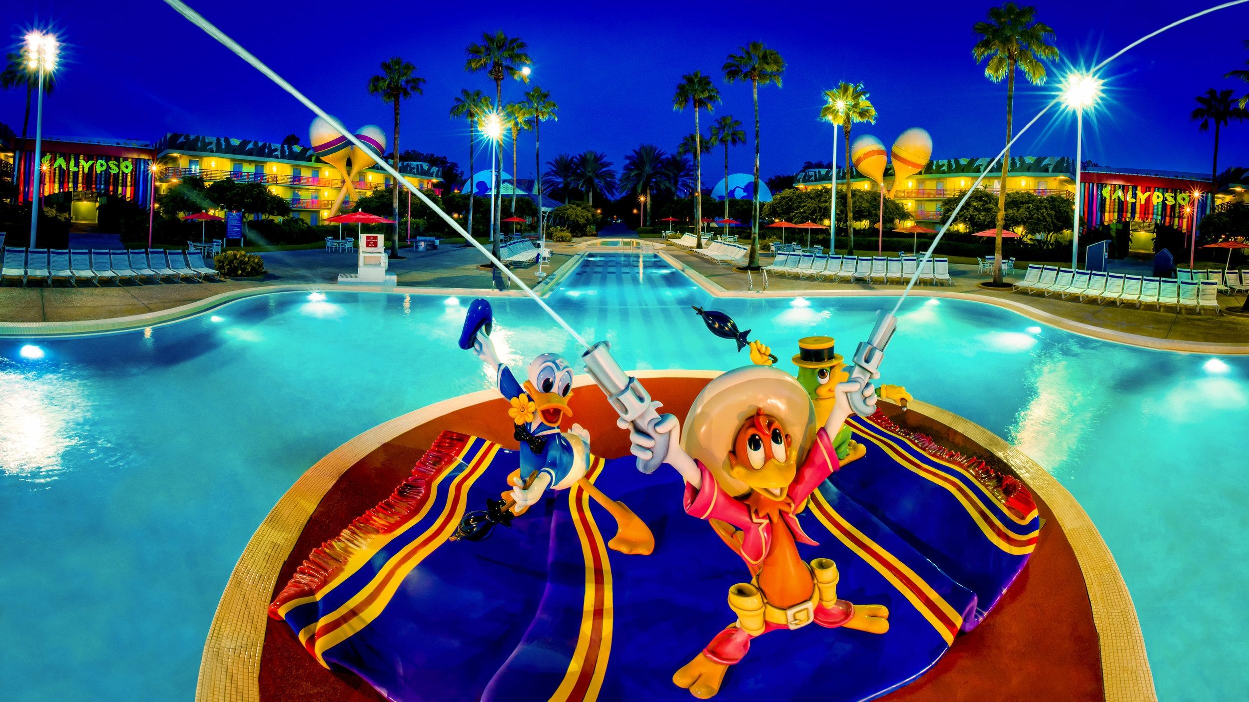 Disney's All Star Music Resort - ¿Quieres conocer sus habitaciones?