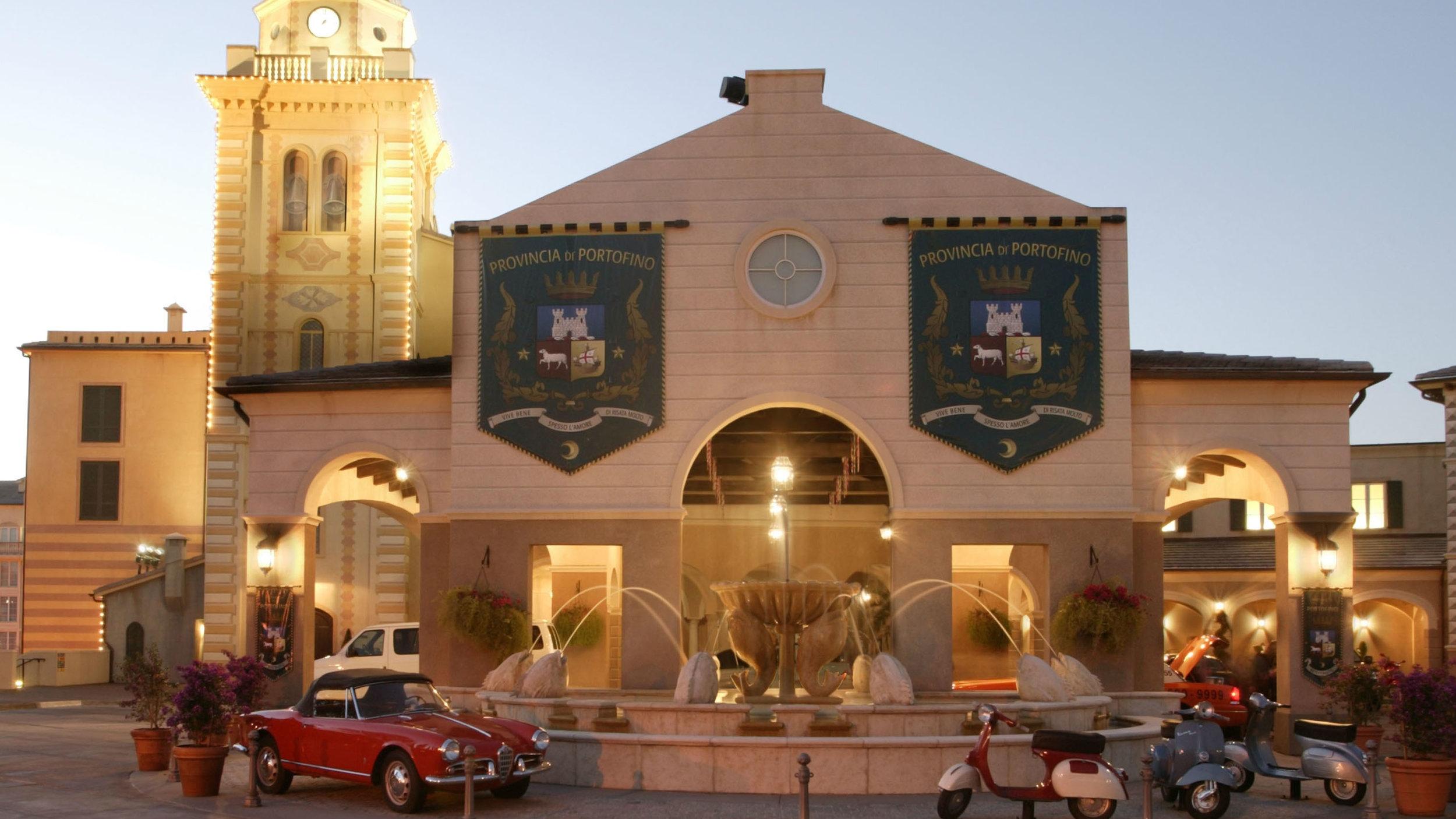 Loews Portofino Bay Hotel - at Universal Orlando™