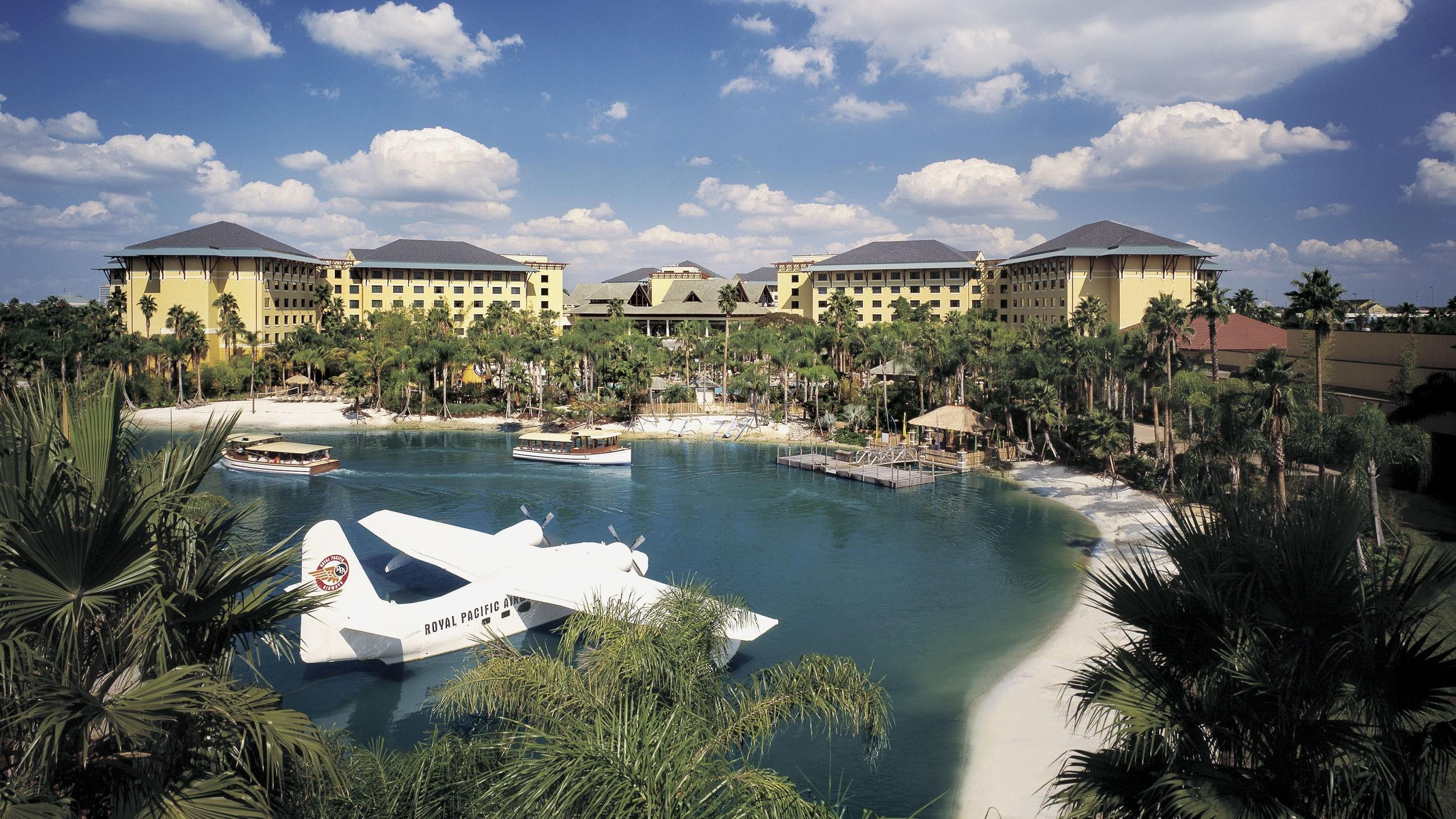 Loews Royal Pacific Resort - at Universal Orlando™