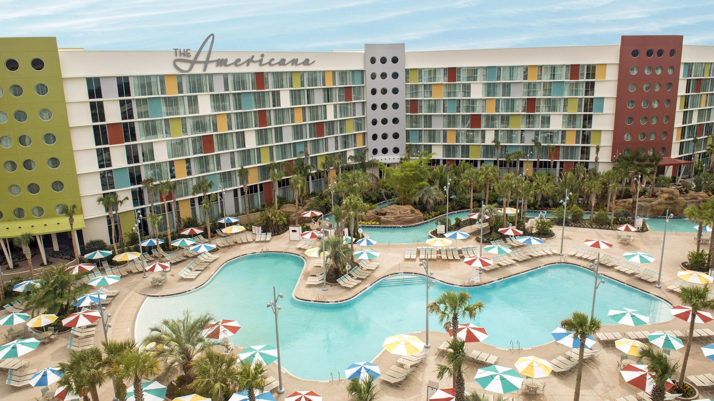 Universal's Cabana Bay Beach Resort -