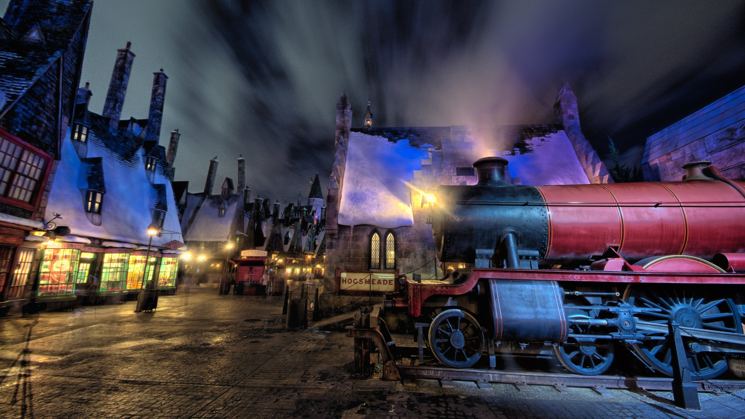 The Wizarding World of Harry Potter™ - Hogsmead™ en Universal's Islands of Adventure