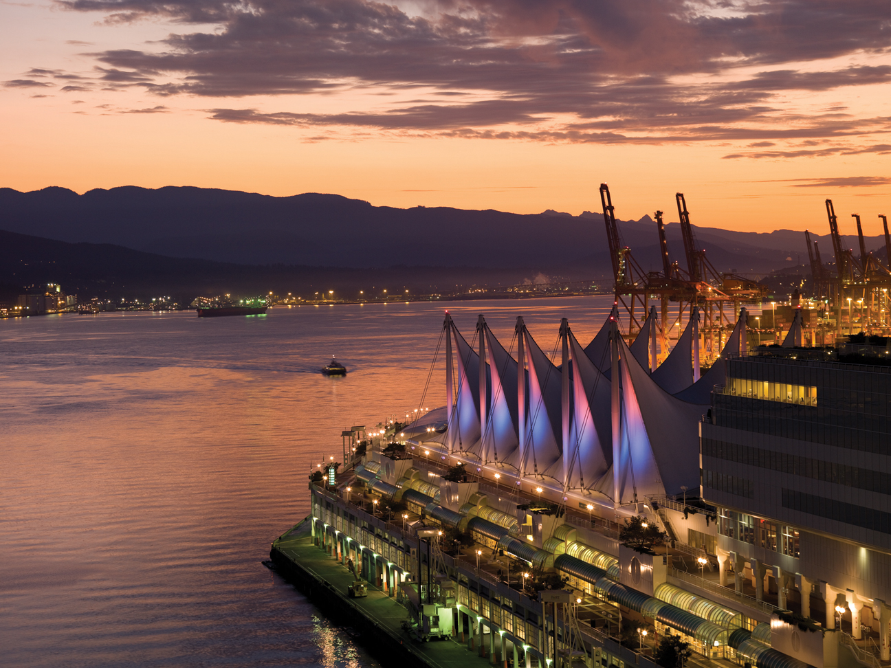 Canada Place Sails at dusk.jpg
