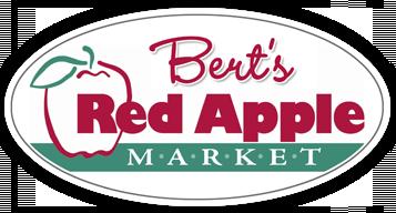 Bert's Red Apple Market