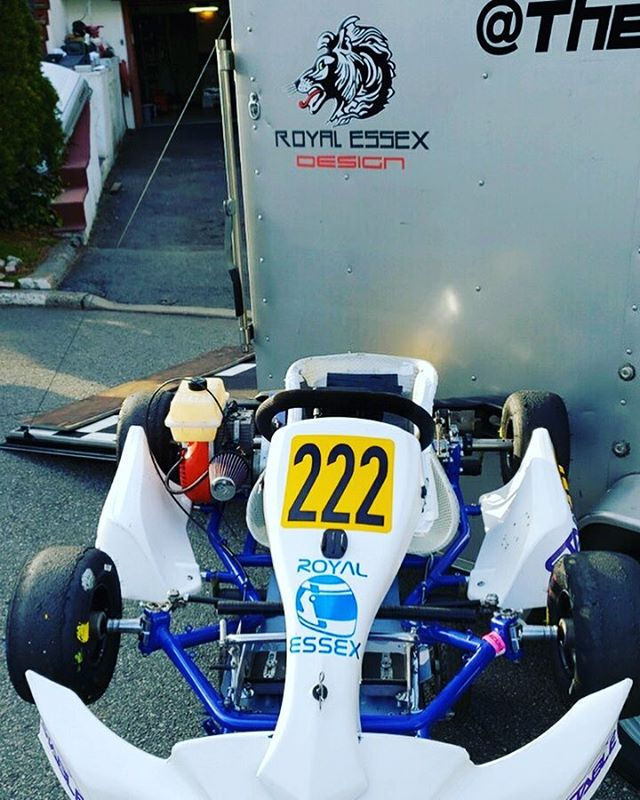 Royal Essex is proud to sponsor the youngest race winner in North America, @therealcapeta ....this kid is killing the kart scene here in America at 6 years old. @haasf1team you have your American driver here ✌🏻🤘🏻 • • • • • • • @renaultf1team @scuderiaferrari @redbullracing @mercedesamgf1 @araiamericas @jensonbutton_22 @lewishamilton #f1 #formula1 #racing #kart #shifterkart #praga @monticellomotorclub #arai #racecar #childracer #racer #kid #fast #speed #222 #logan @haasf1team