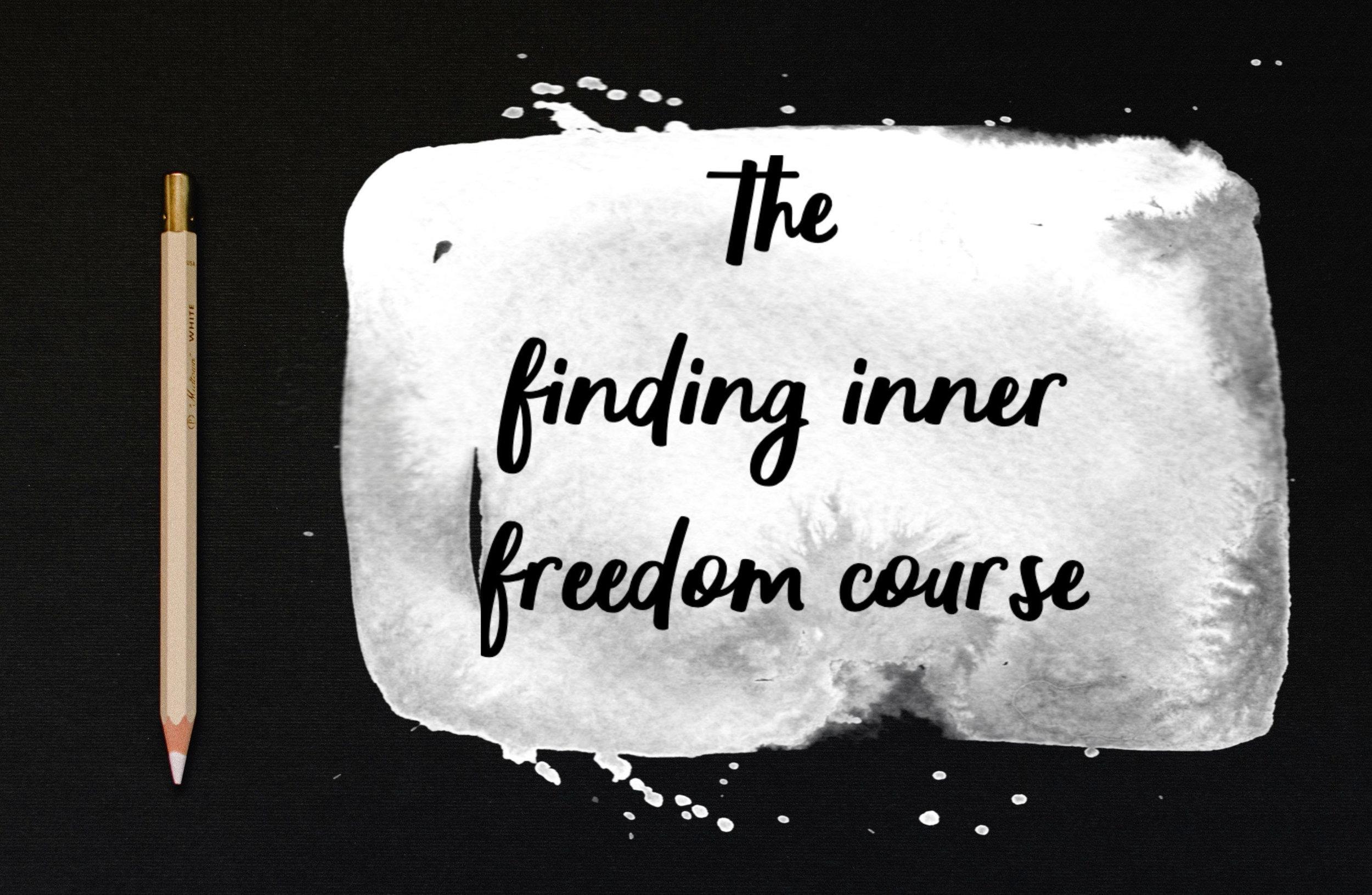 Finding Inner Freedom.JPG