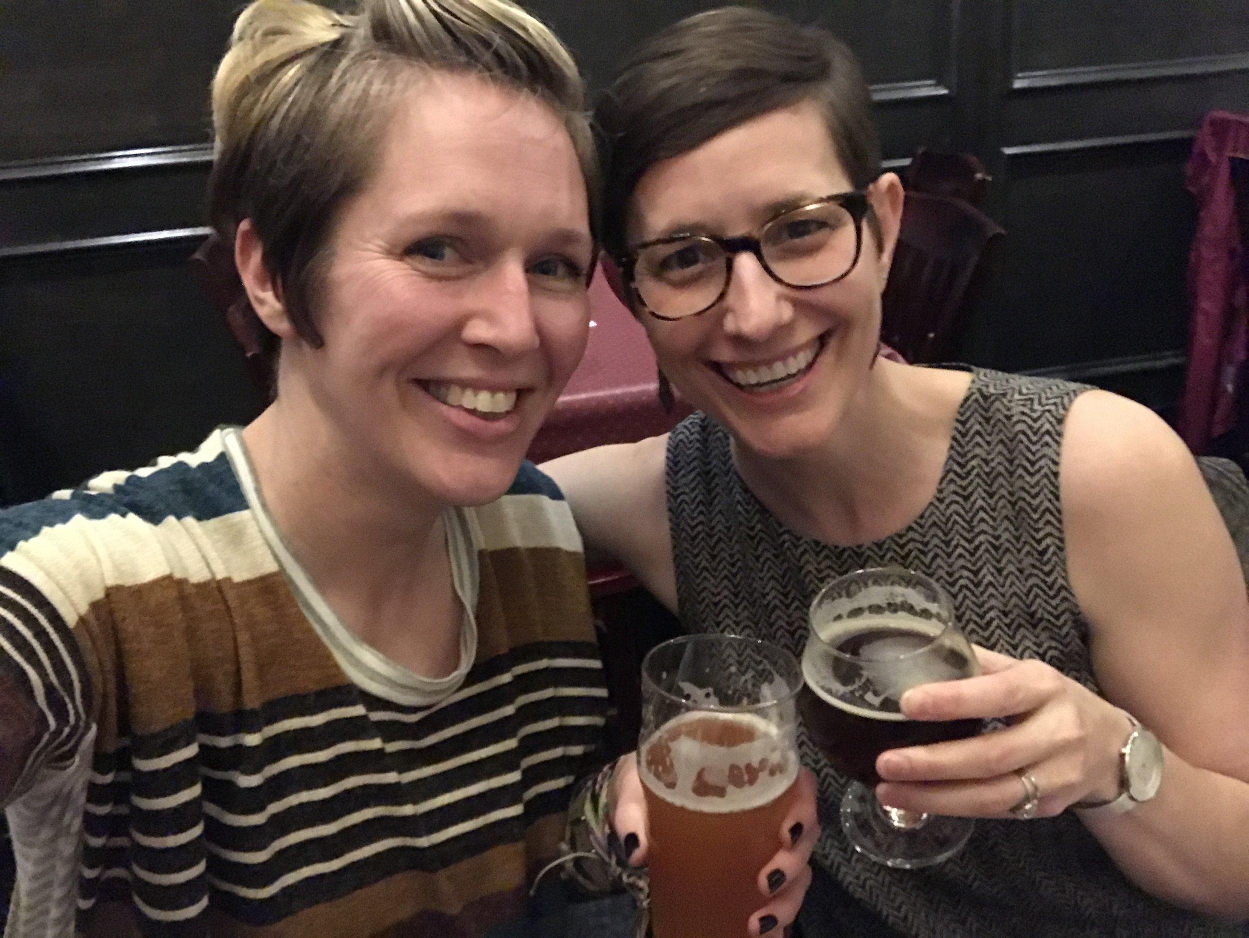 Beers with Erin Davis