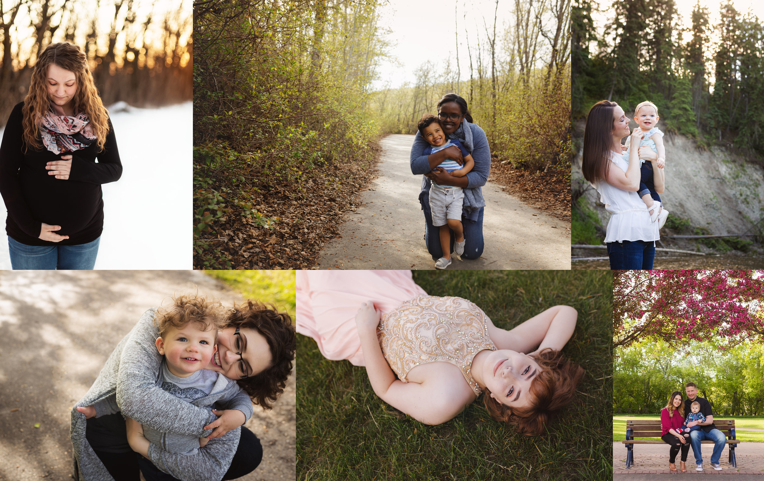 Spring Family Sessions