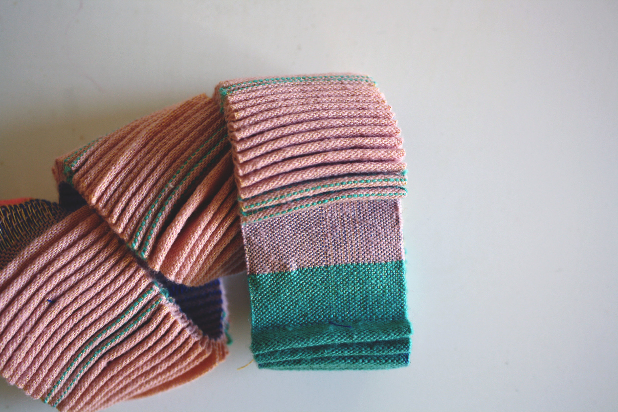 Handwoven Pleats / Ritual and Practice
