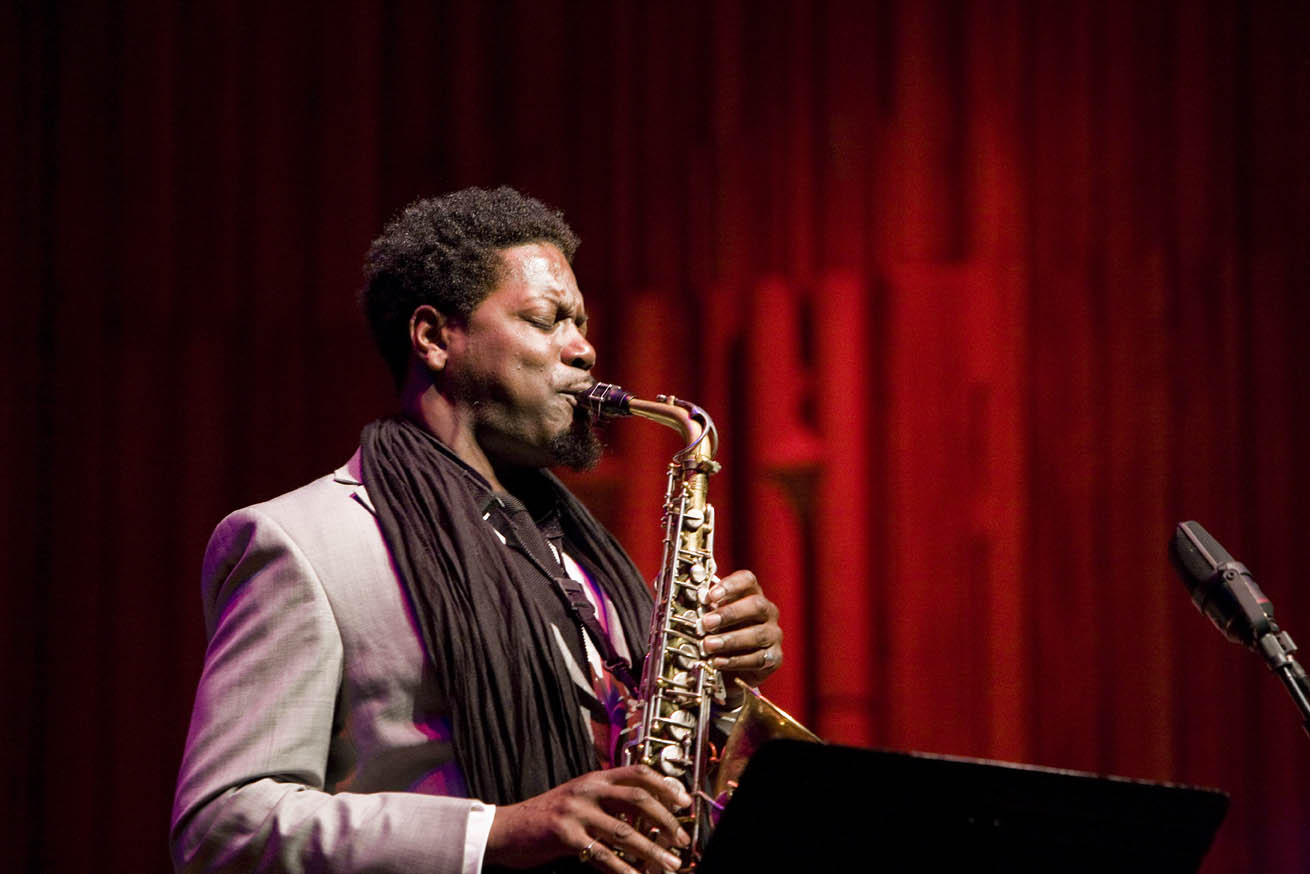 Soweto Kinch at the Barbican