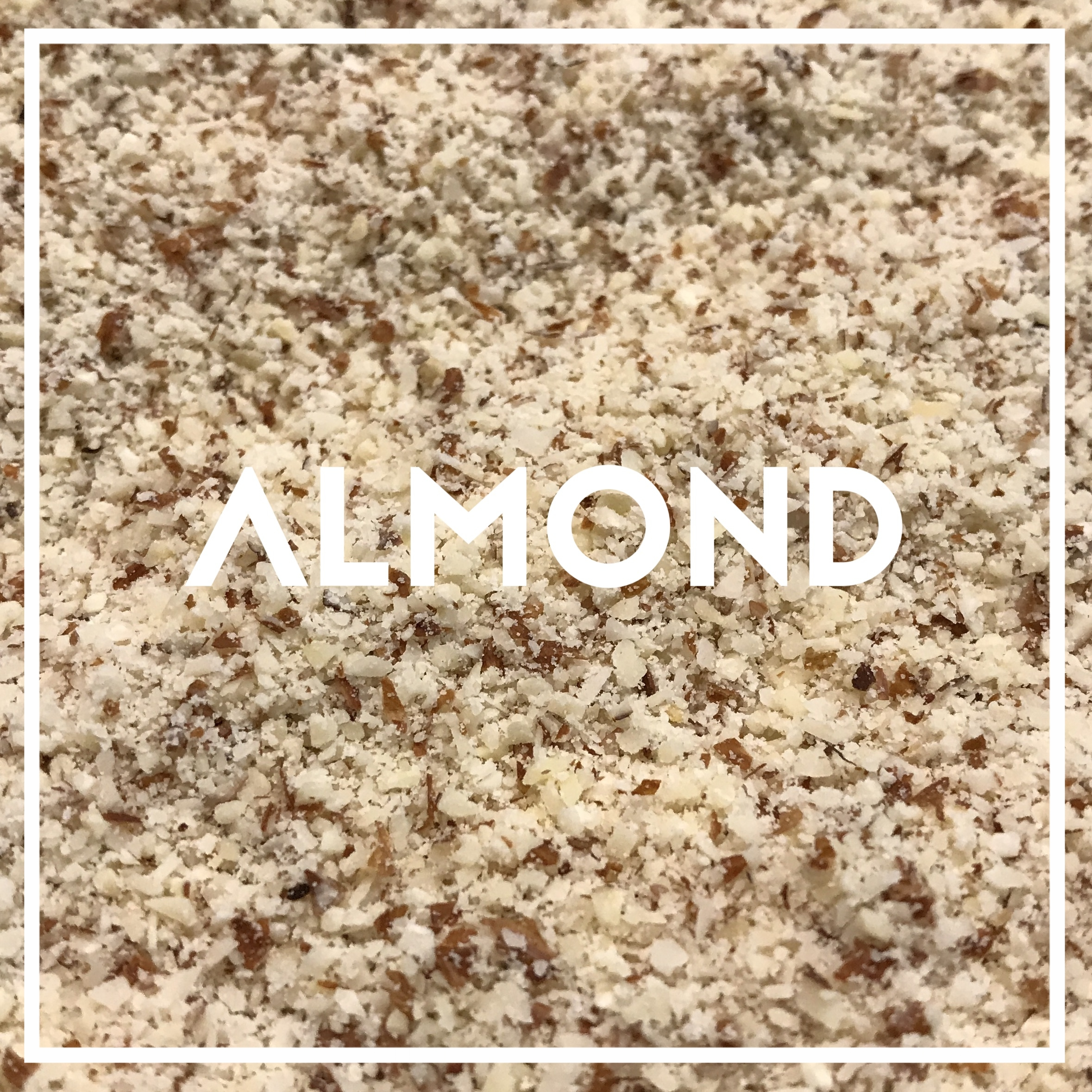 Almonds do not grow well in the midwest. Our almond meal is made from whole, unblanched almonds grown in California and stone-milled by  Hodgson Mill  in Effingham IL.   Used in: White Knight, 1776   Almond meal is good friend to every pastry' chef. Rich in flavors and very light in texture, almond meal lends a rich, buttery flavor to our cakes.