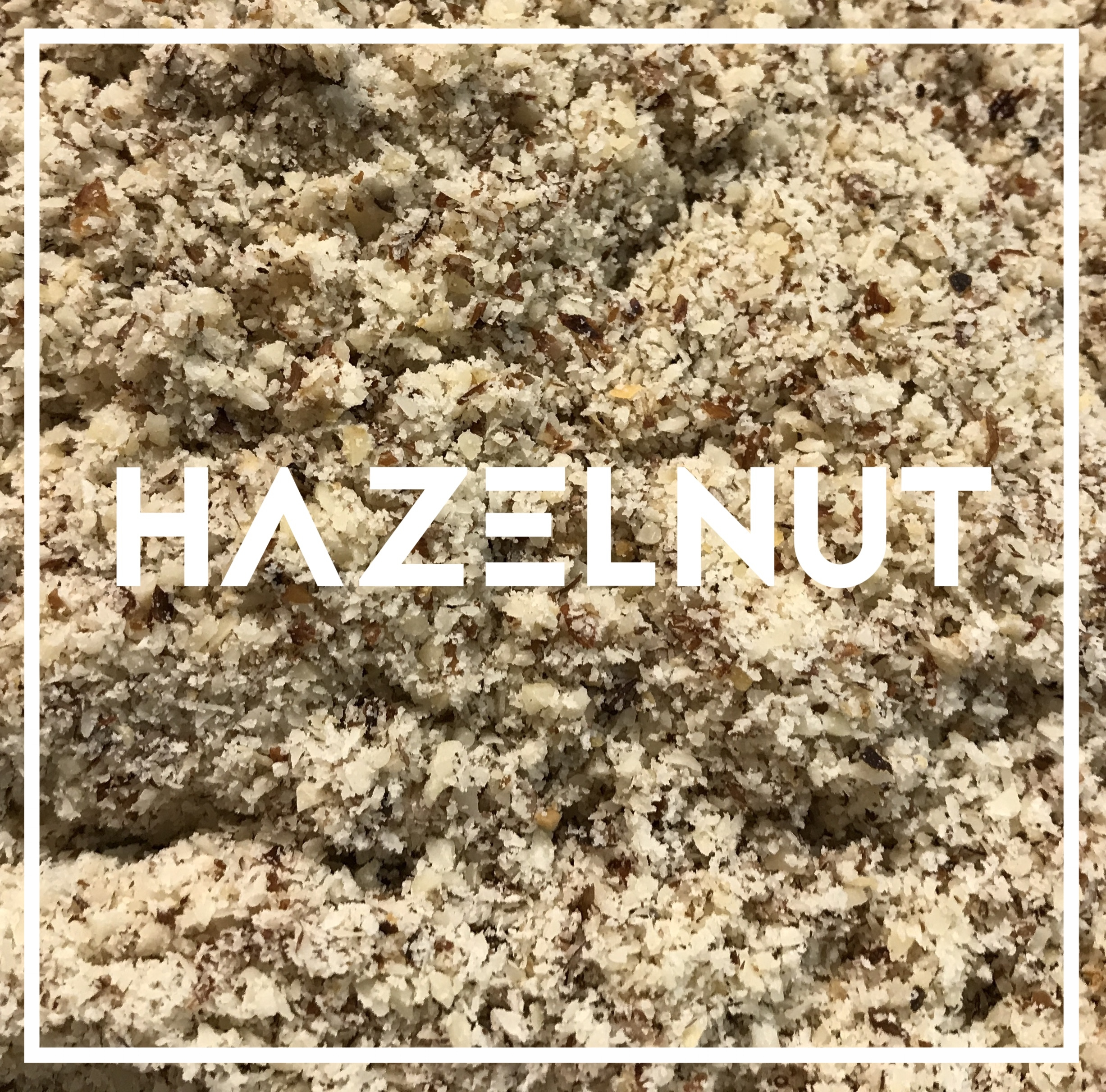 Hazelnuts are not widely grown in the midwest. Our hazelnut meal is made from hazelnuts grown on orchards in Oregon's Willamette Valley, where 99% of the United States' hazelnuts are grown. They are milled by  Northwest Hazelnut .   Used in: Windy Point   Hazelnuts are often added to cookies and chocolates for their crumbly texture and rich flavor. They are the perfect addition to a tender high-protein breakfast cake that won't quit before lunch.