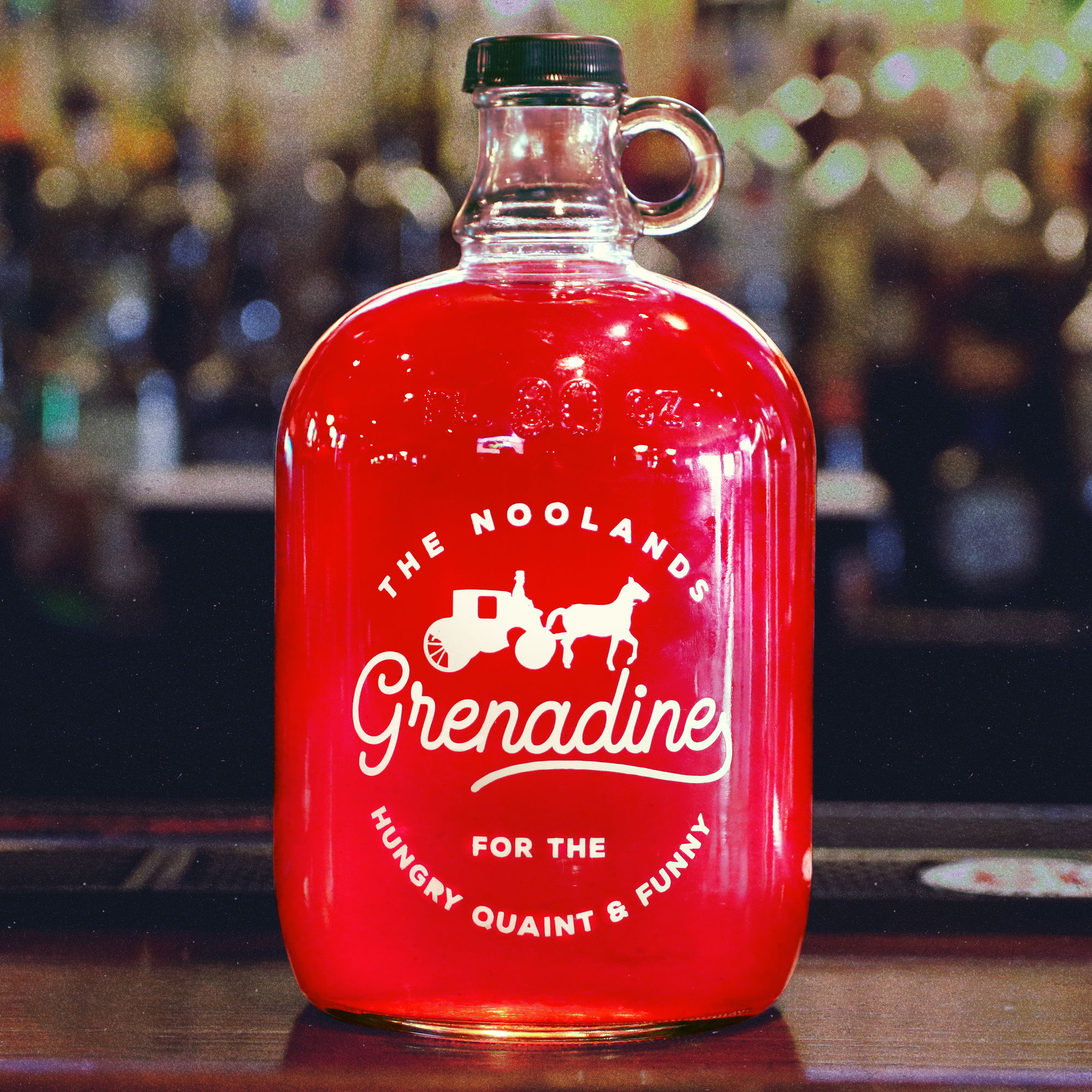 "Grenadine - Our fifth single called ""Grenadine"". Recorded and mixed by Daryl Sarnat & mastered by Noah Mintz."