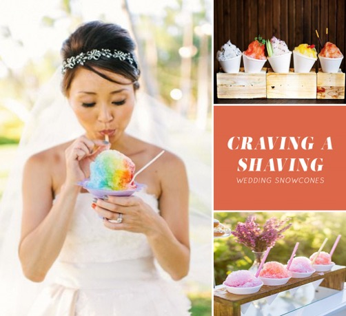 weddingsnowcones