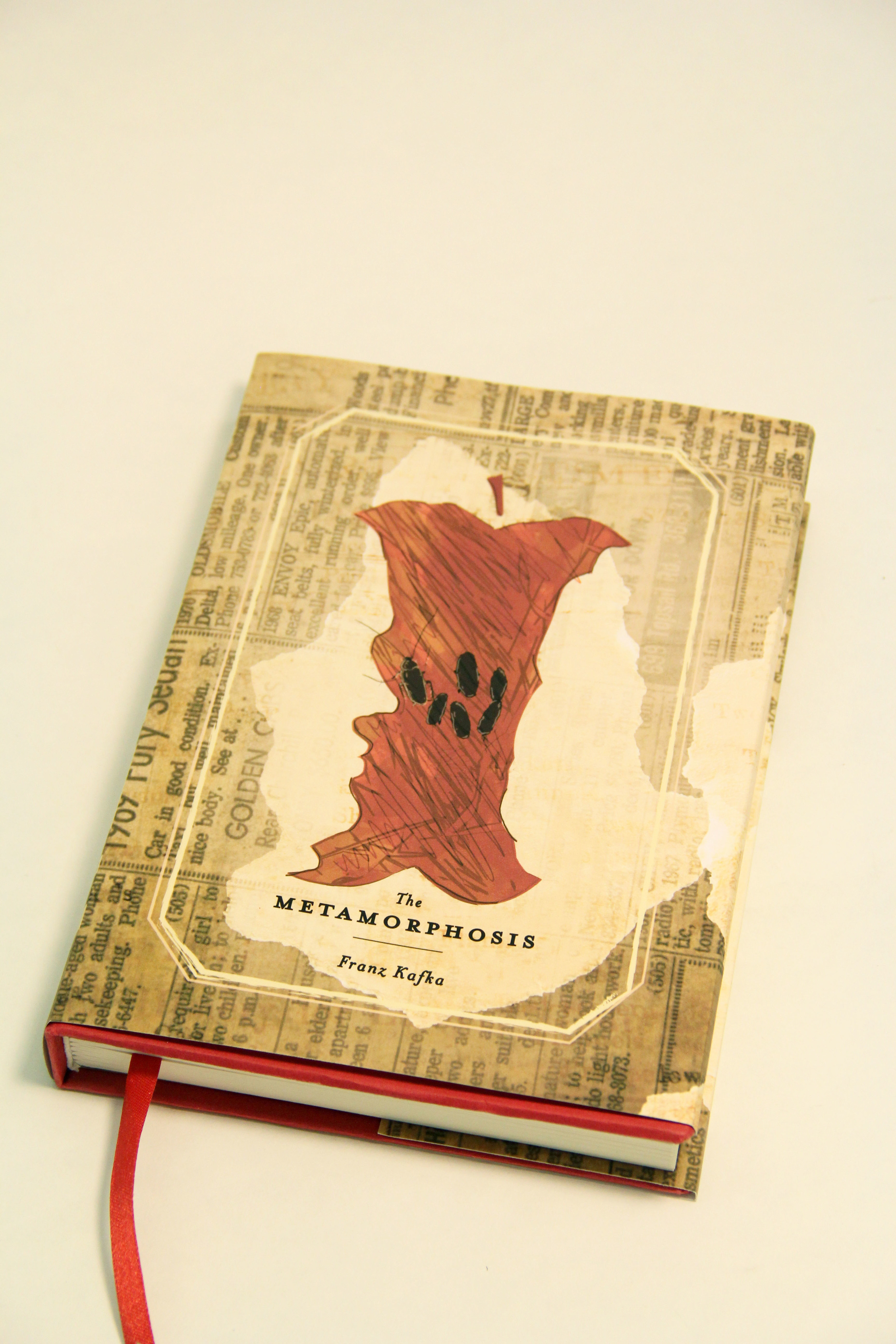 The Metamorphosis book front cover