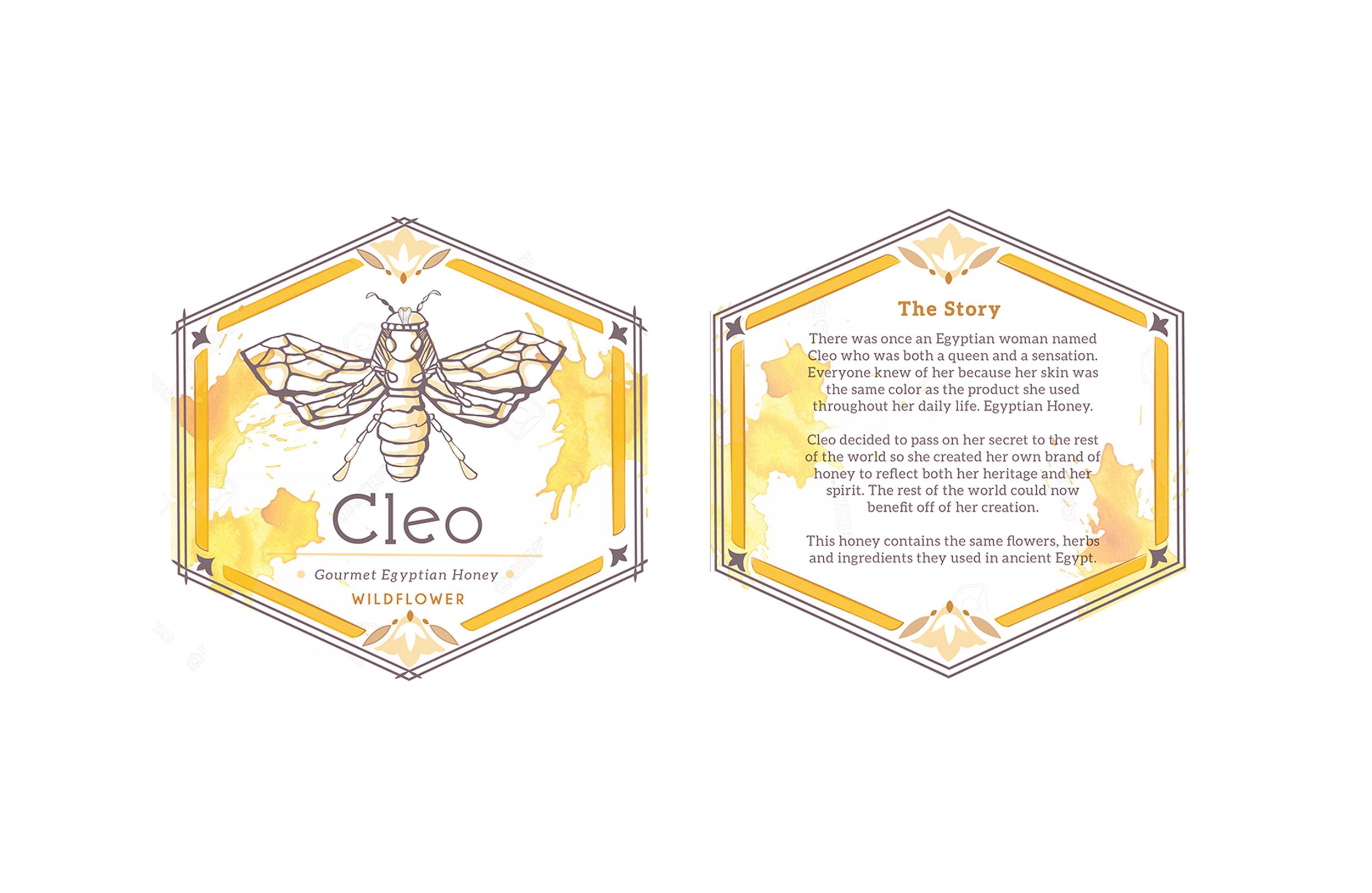 Label designed by Caroline Staniski