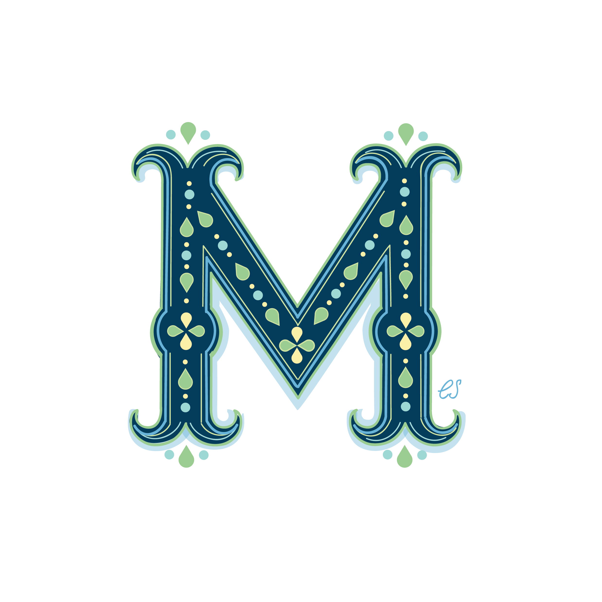 Letter M Design #2