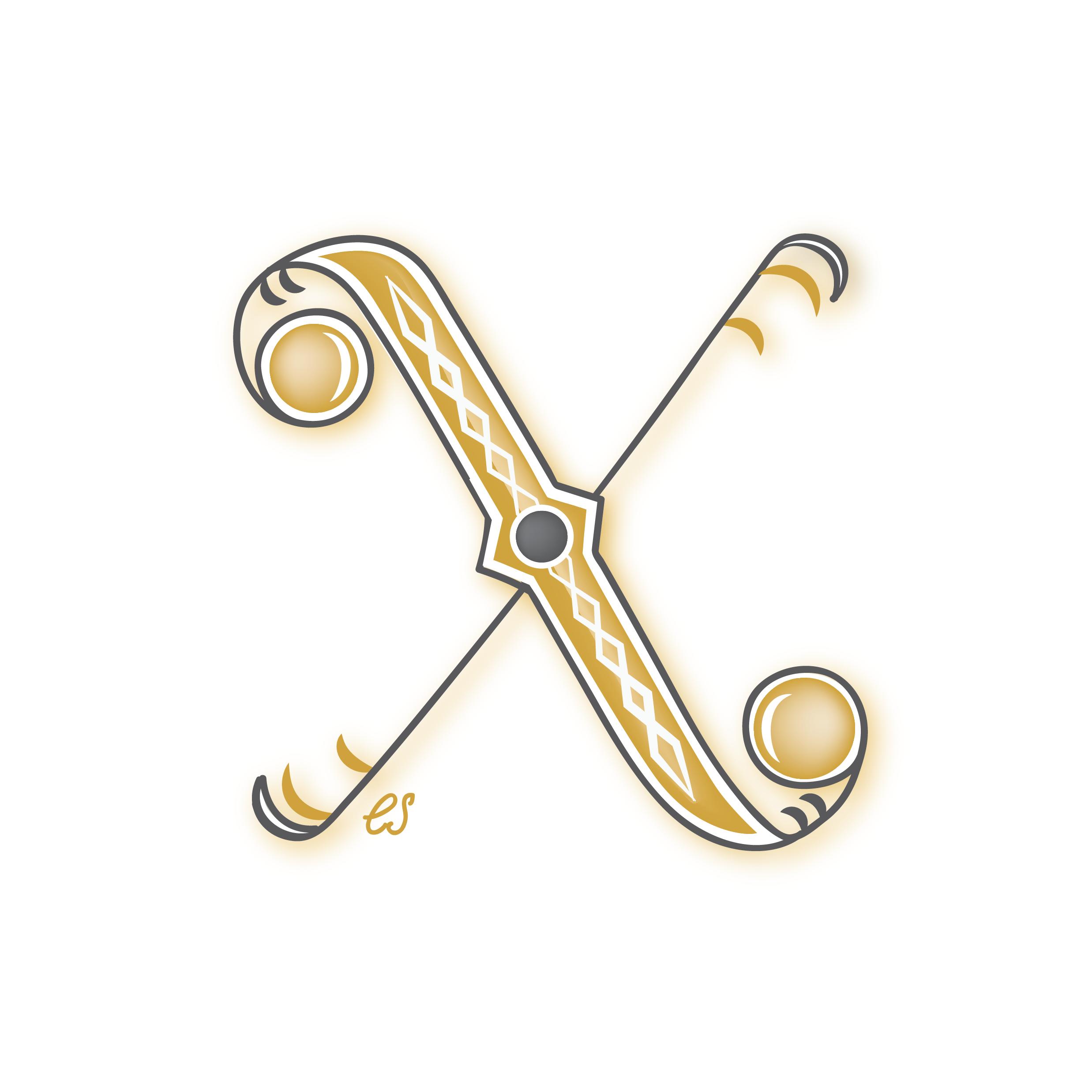 Letter X Design