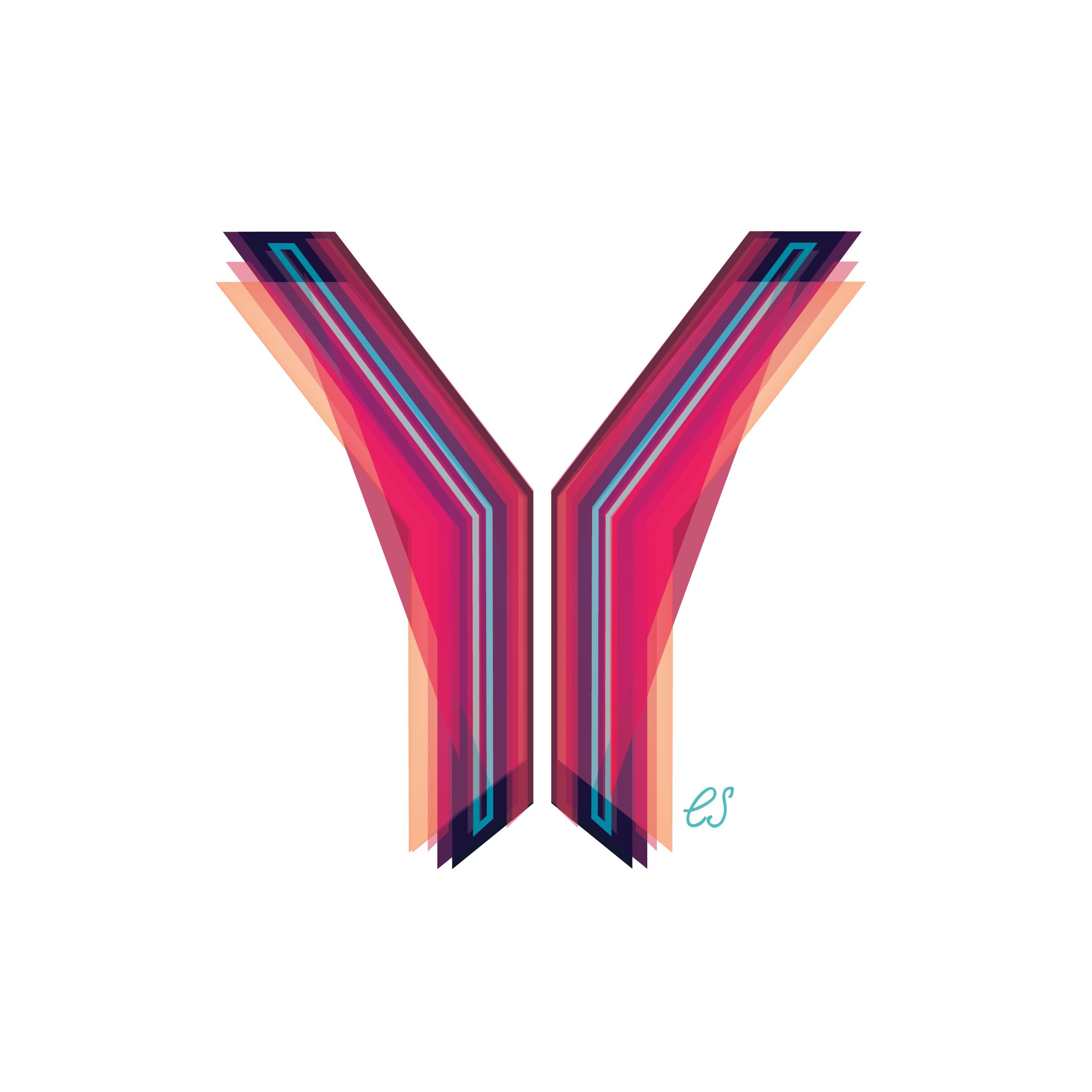 Letter Y Design