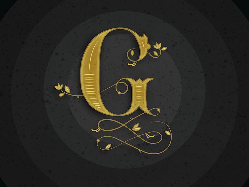 Letter G Design #3