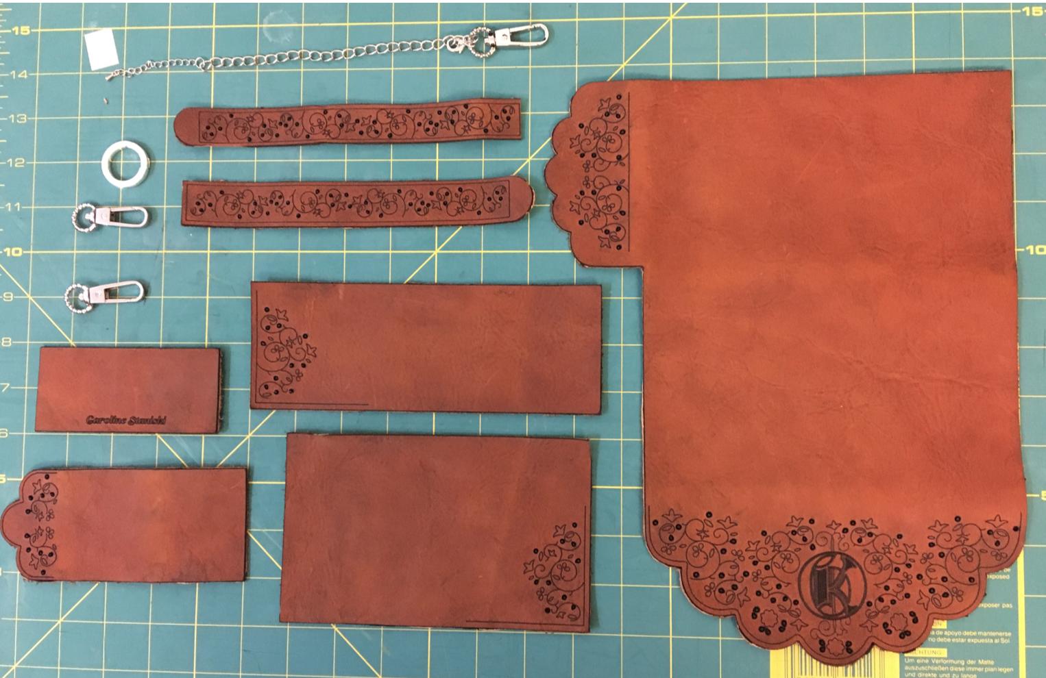Wallet Materials