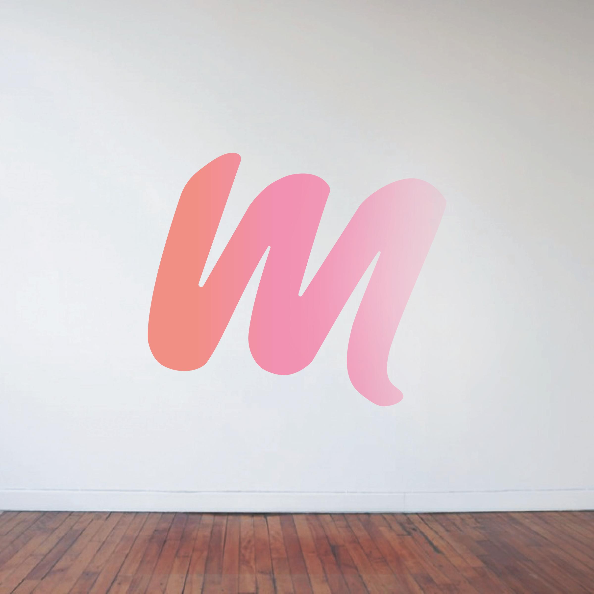 Letter M Design #4