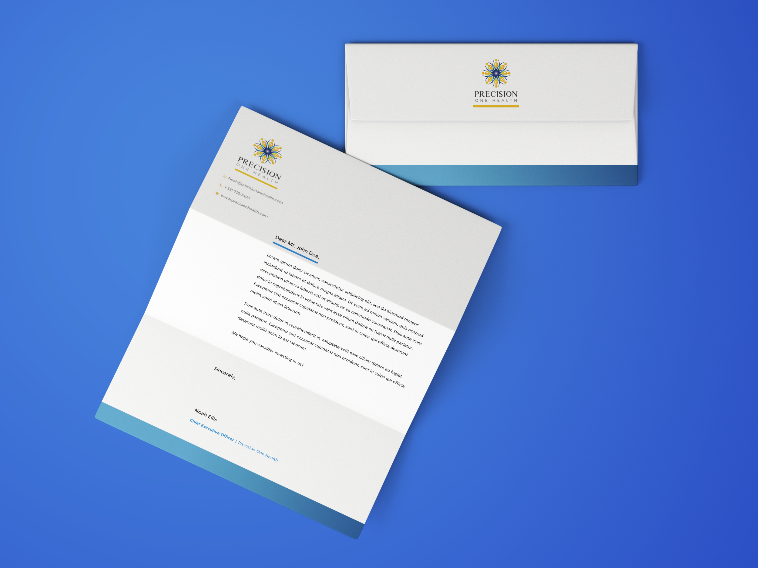 Precision One Health Email Template