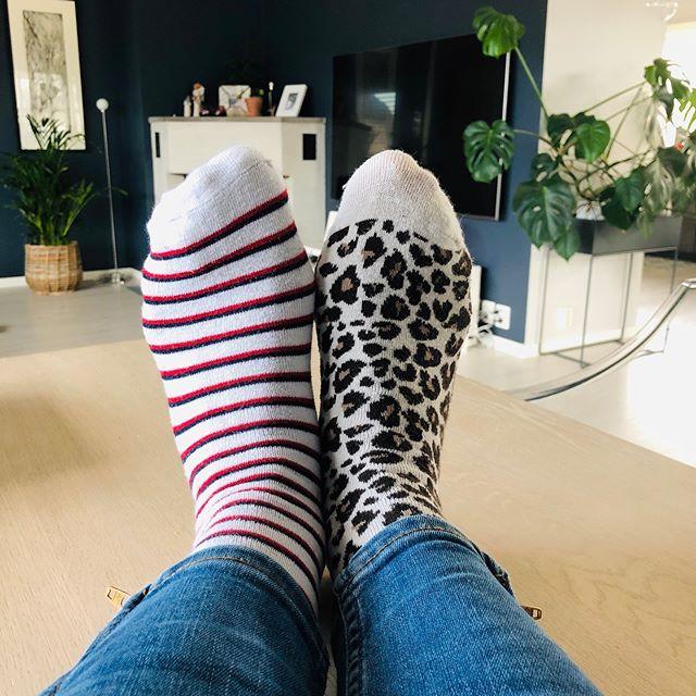 I dag rocker jeg sokkene og sier JA til ulikheter❤️ #rocksokk2019 #rocksokk #rockthesocks #downsyndrome #dinmestring #samtaleterapi