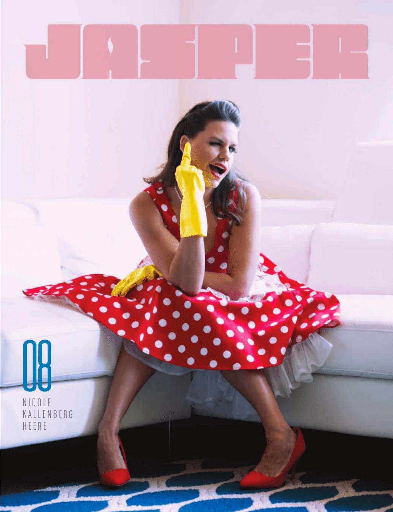 Jasper Magazine September 2016