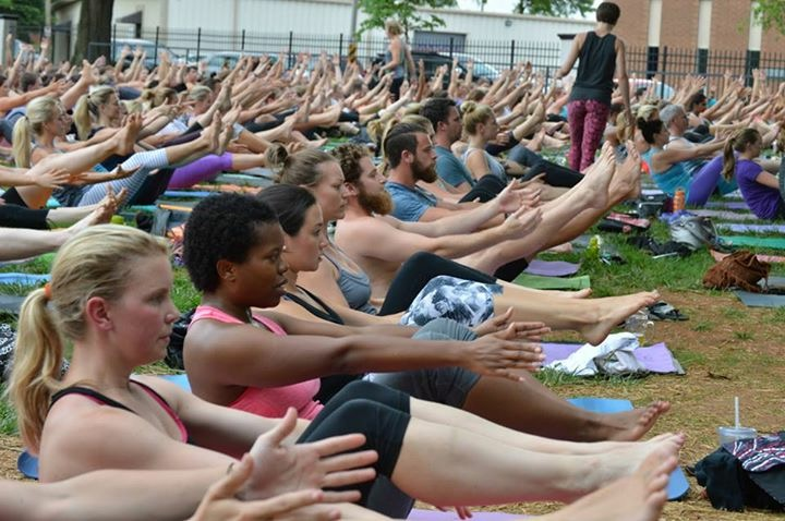 Weekly Charlotte Yoga