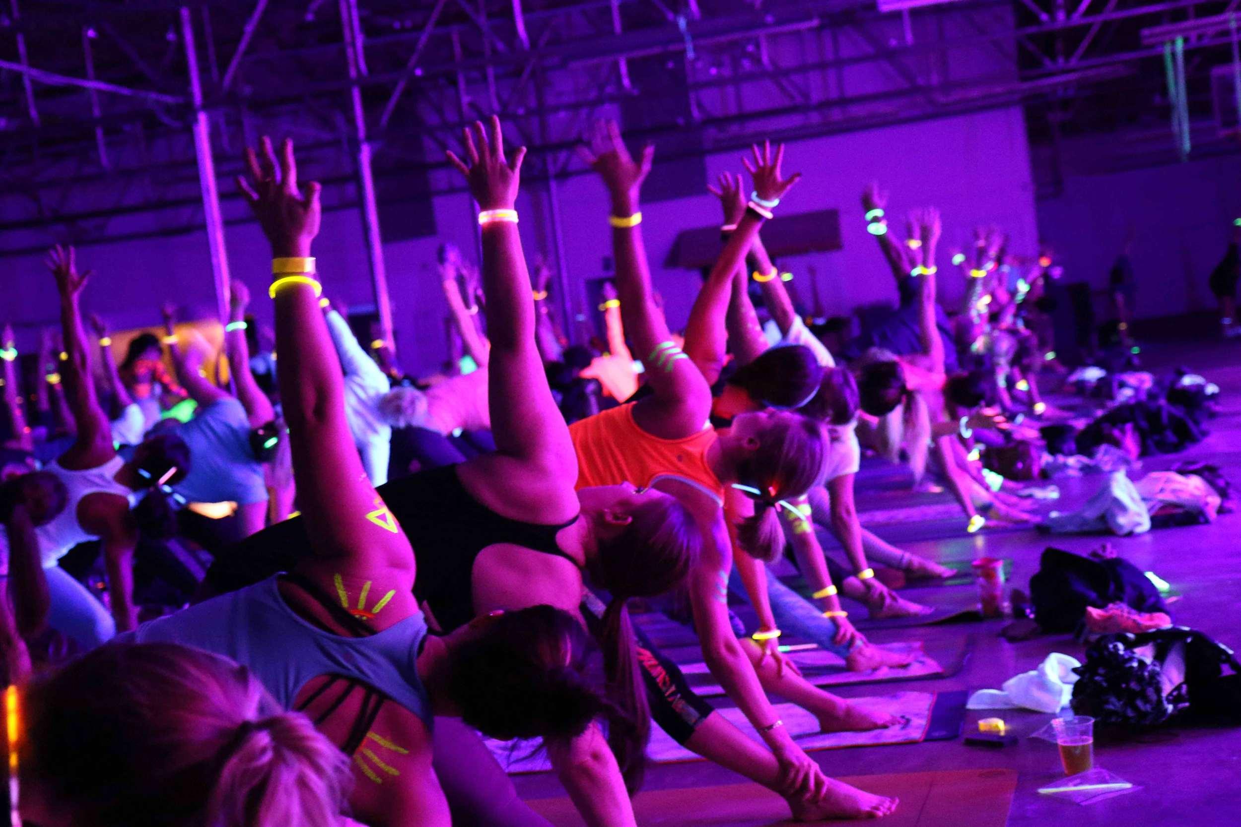 Charlotte Yoga On Tap