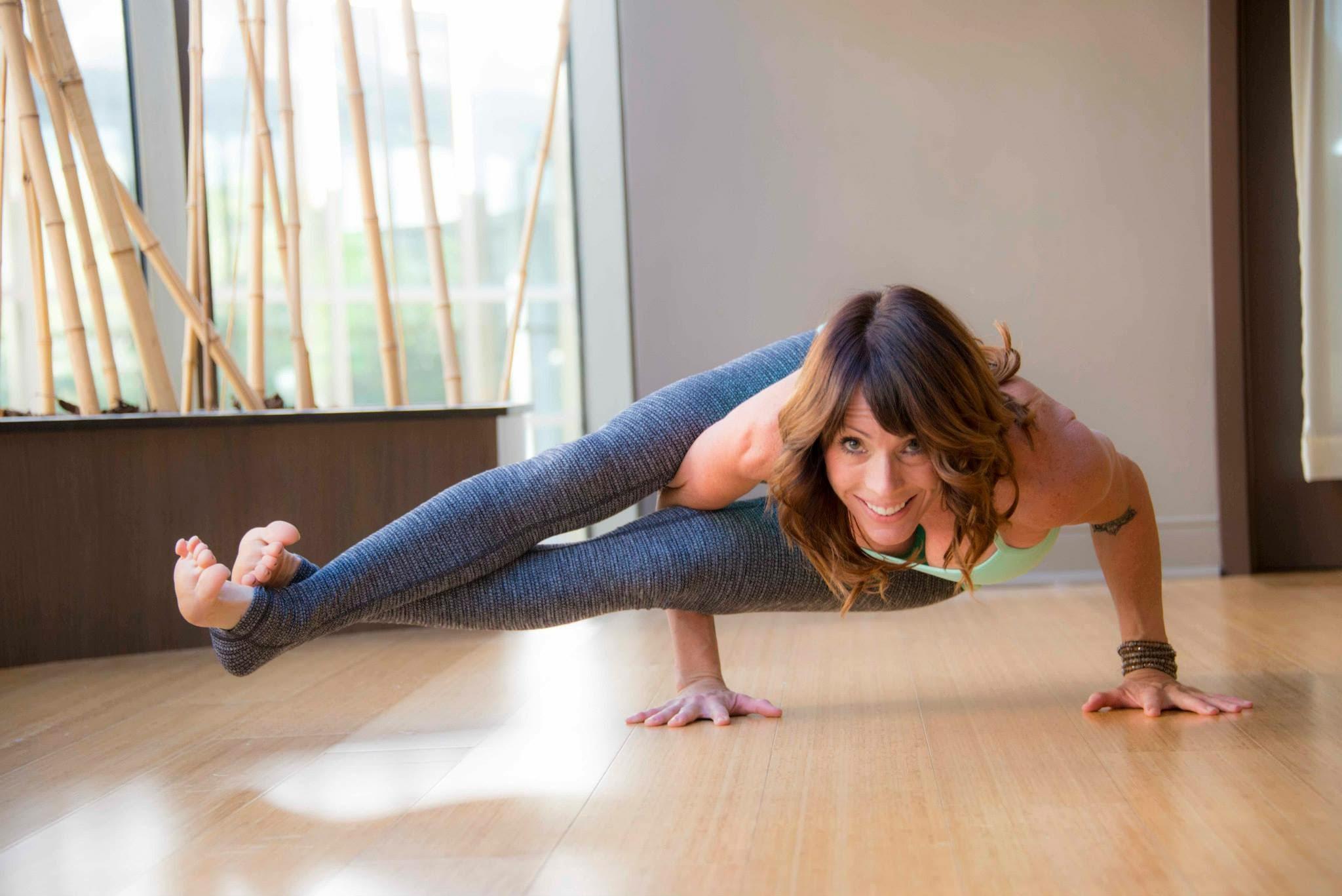 Sabrina Nixon Yoga
