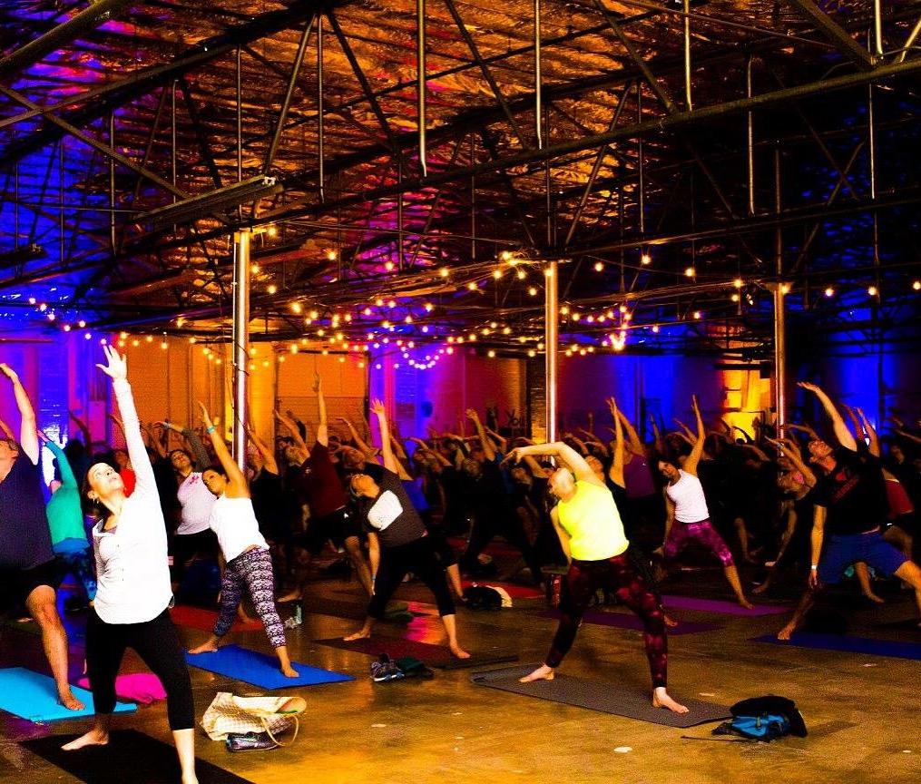 yoga on tap charlotte