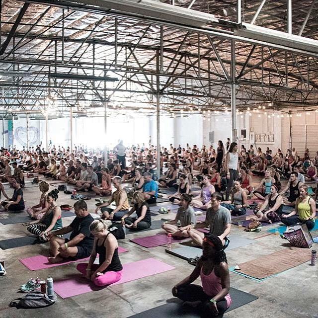 Charlotte yoga