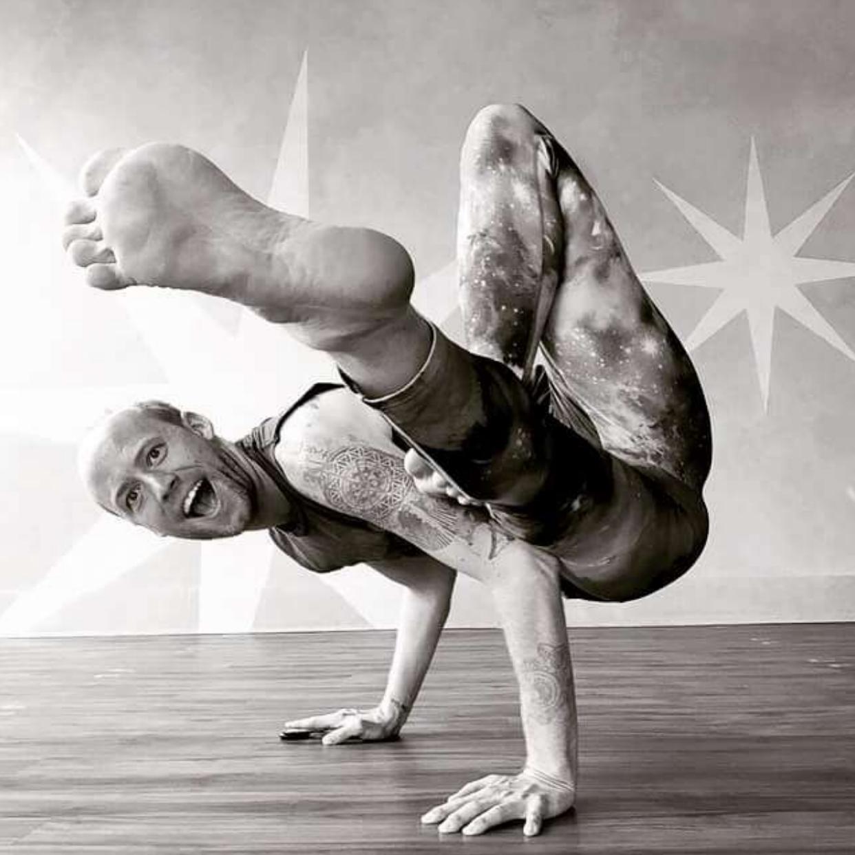 daniel mccall yoga one