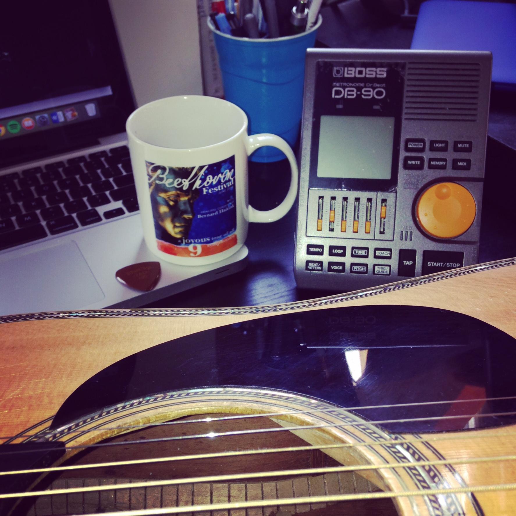 guitarcoffeemetronome.JPG