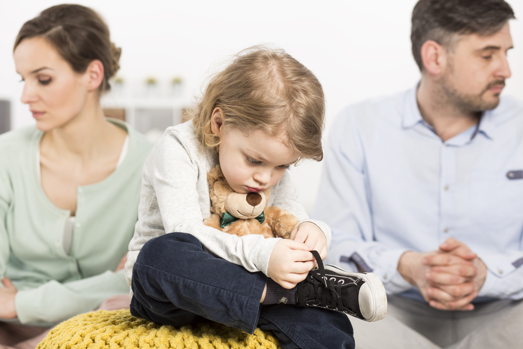Child Custody  - Studies show that children of divorce suffer long-term irreversible damage when exposed to prolonged conflict during a divorce. If parents can work together (with the help of a trained mediator) to resolve their differences, their children will emerge from the trauma of divorce healthier and happier. The film