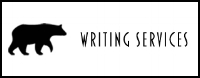 Writing, writing service, writing services