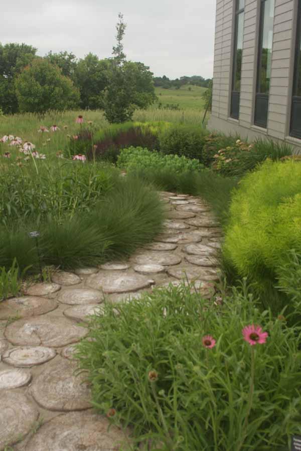 wood garden path-4