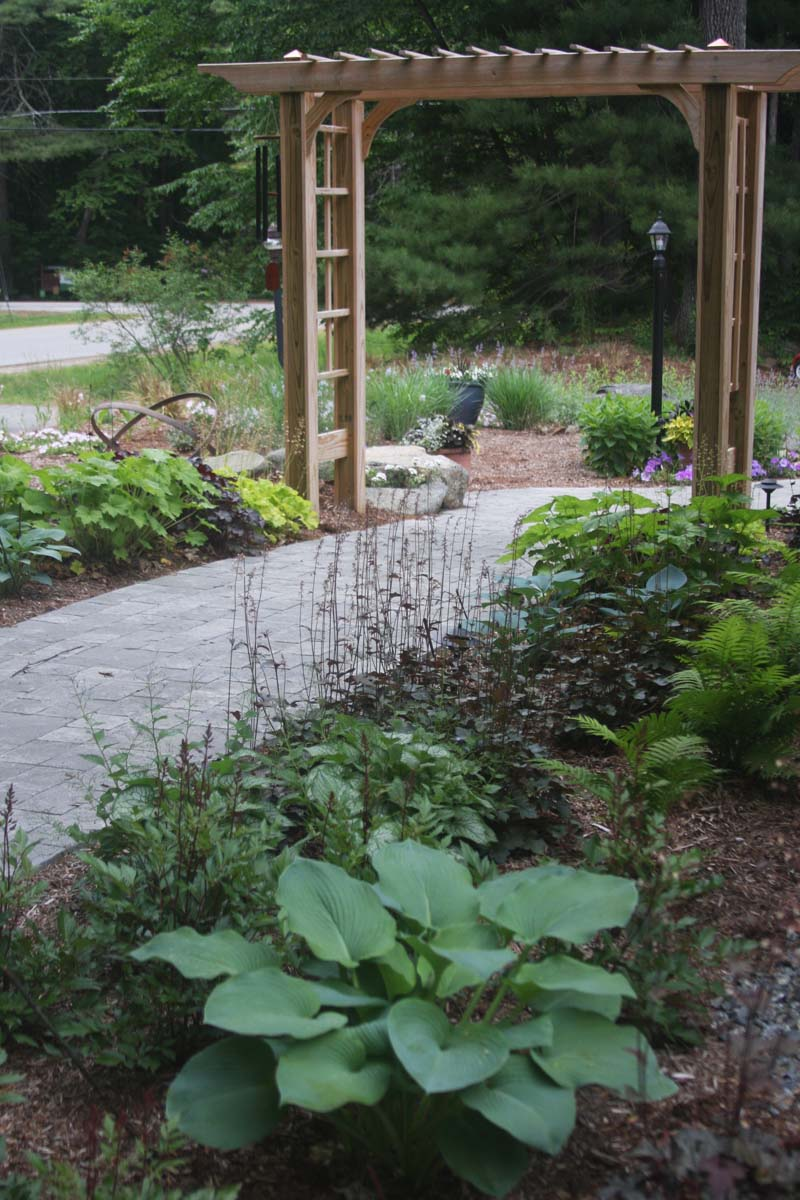Red-Fern-Landscape-Design-Walkway-Arbor