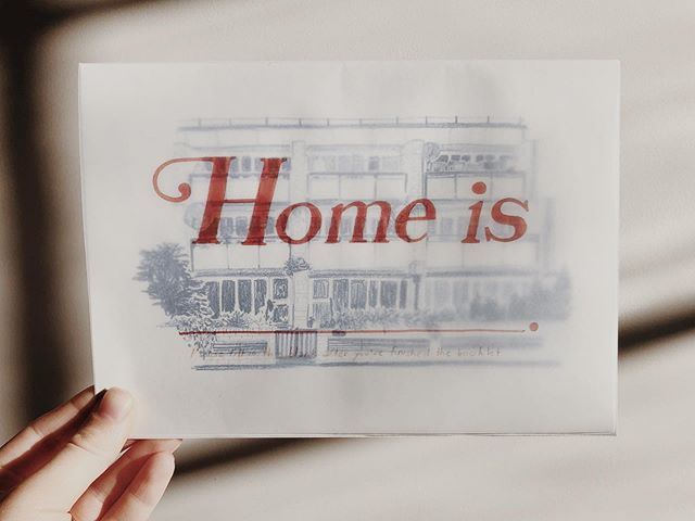 Home is _________.