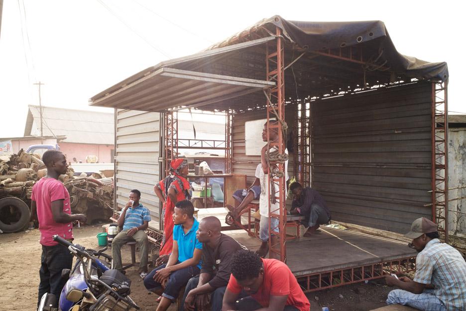 Agbogbloshie Makerspace Platform (AMP)   Accra, Ghana