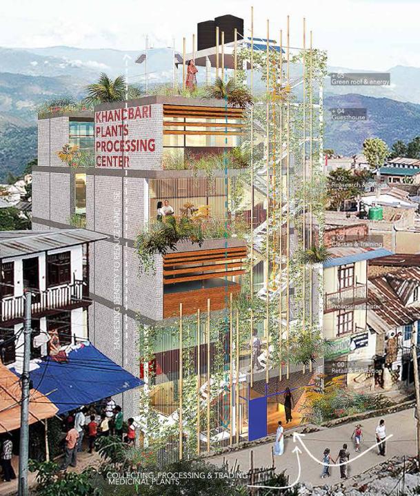 The Vertical University Project   Kathmandu, Nepal
