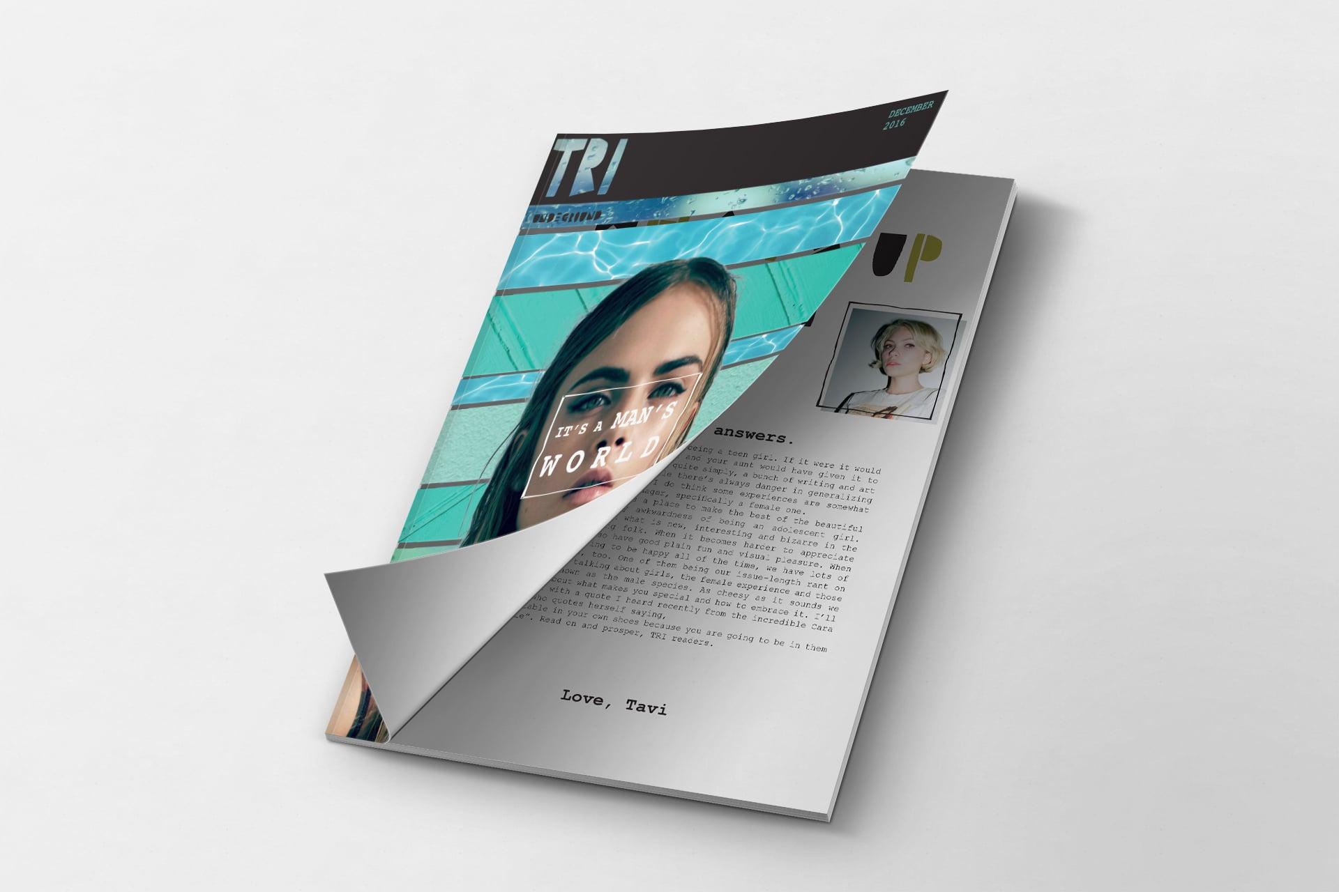 TRI Underground Magazine