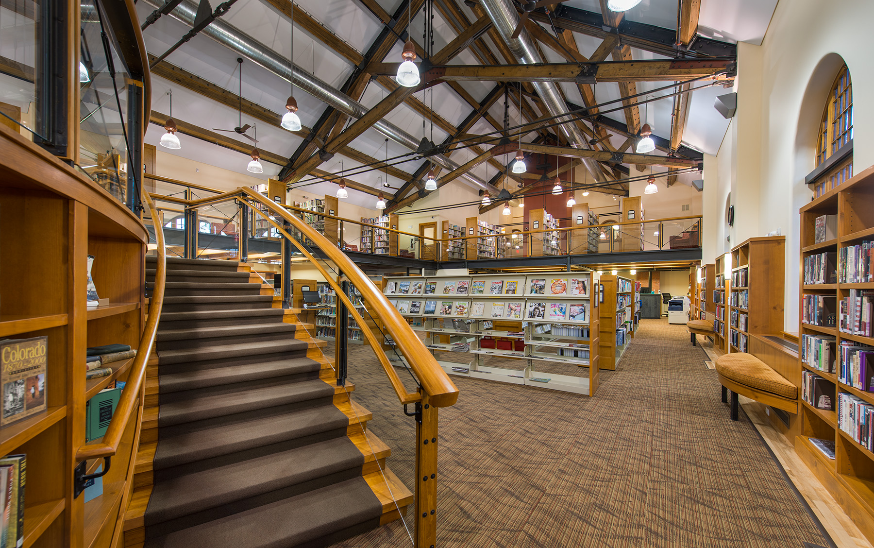 Breckenridge Town Hall Rehabilitation