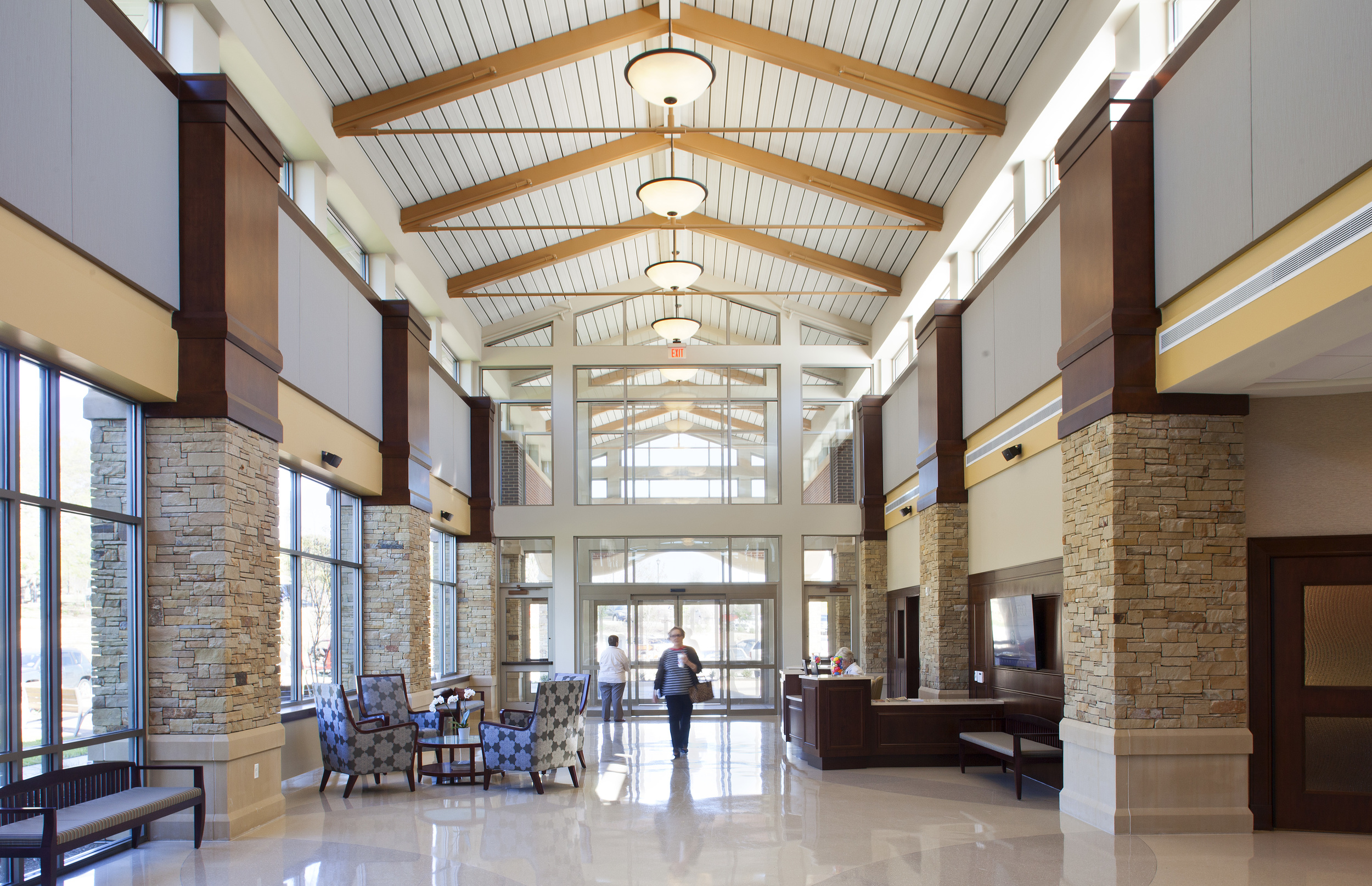 THE MARQ SOUTHLAKE COMMUNITY CENTER