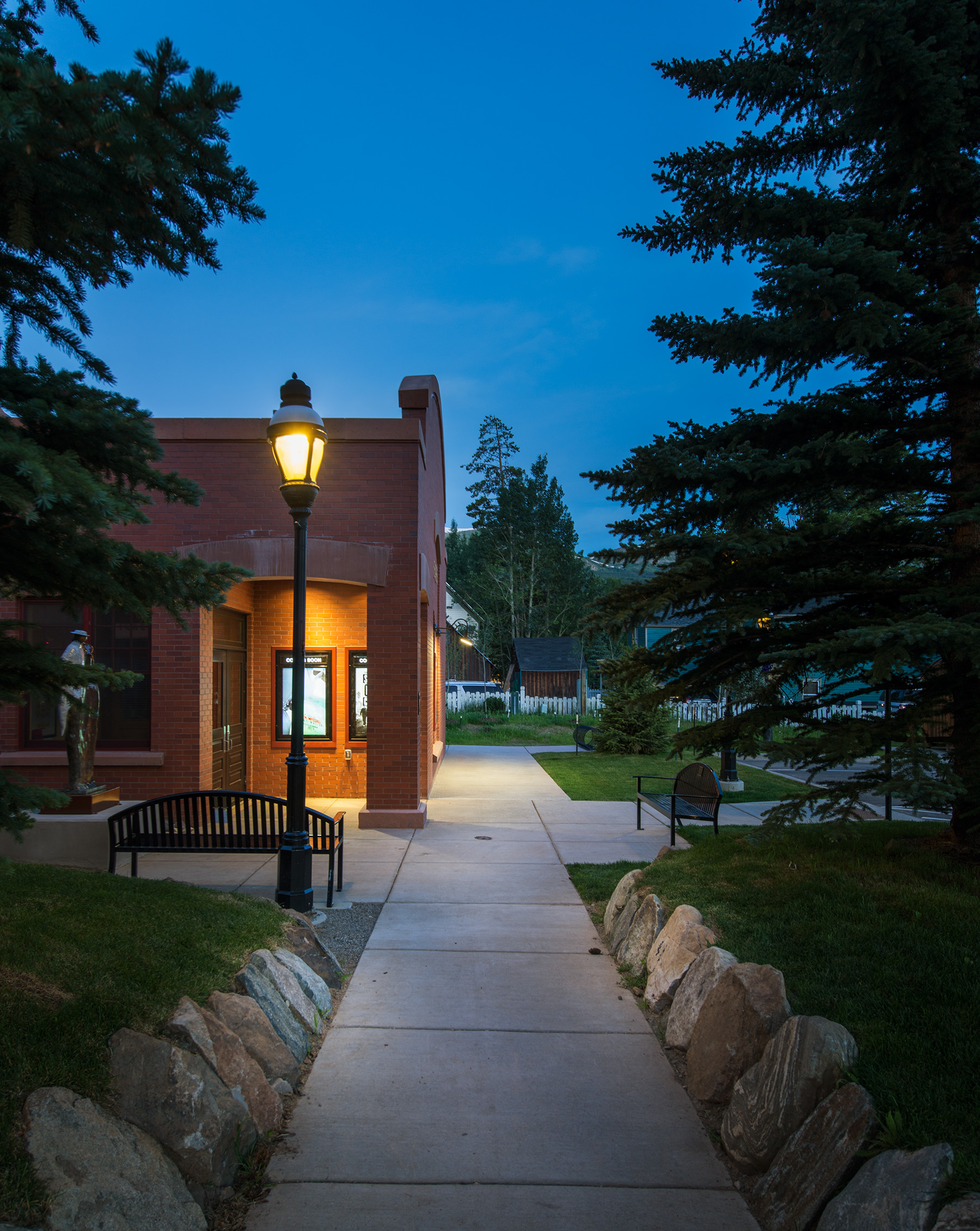 BRECKENRIDGE GRAND VACATIONS COMMUNITY CENTER AND SUMMIT COUNTY BRANCH LIBRARY