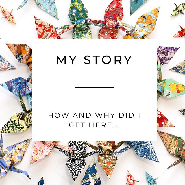 // MY STORY //⠀ If I had a dollar for every time someone asked me how it came to be that a 6ft woman from the Western Australian wheatbelt came to be folding cranes for a living.... well let's just say I wouldn't have to fold them anymore 🤣⠀ ⠀ You see I haven't always done this for a living, I feel like I've had many lives. And I guess I kinda have. ⠀ ⠀ But what's important now is that I know why I do this. It all make sense now and I look forward to sharing with you why these little cranes are so very important to me - and can be to you and your loved ones too ⠀ ⠀ Mel x