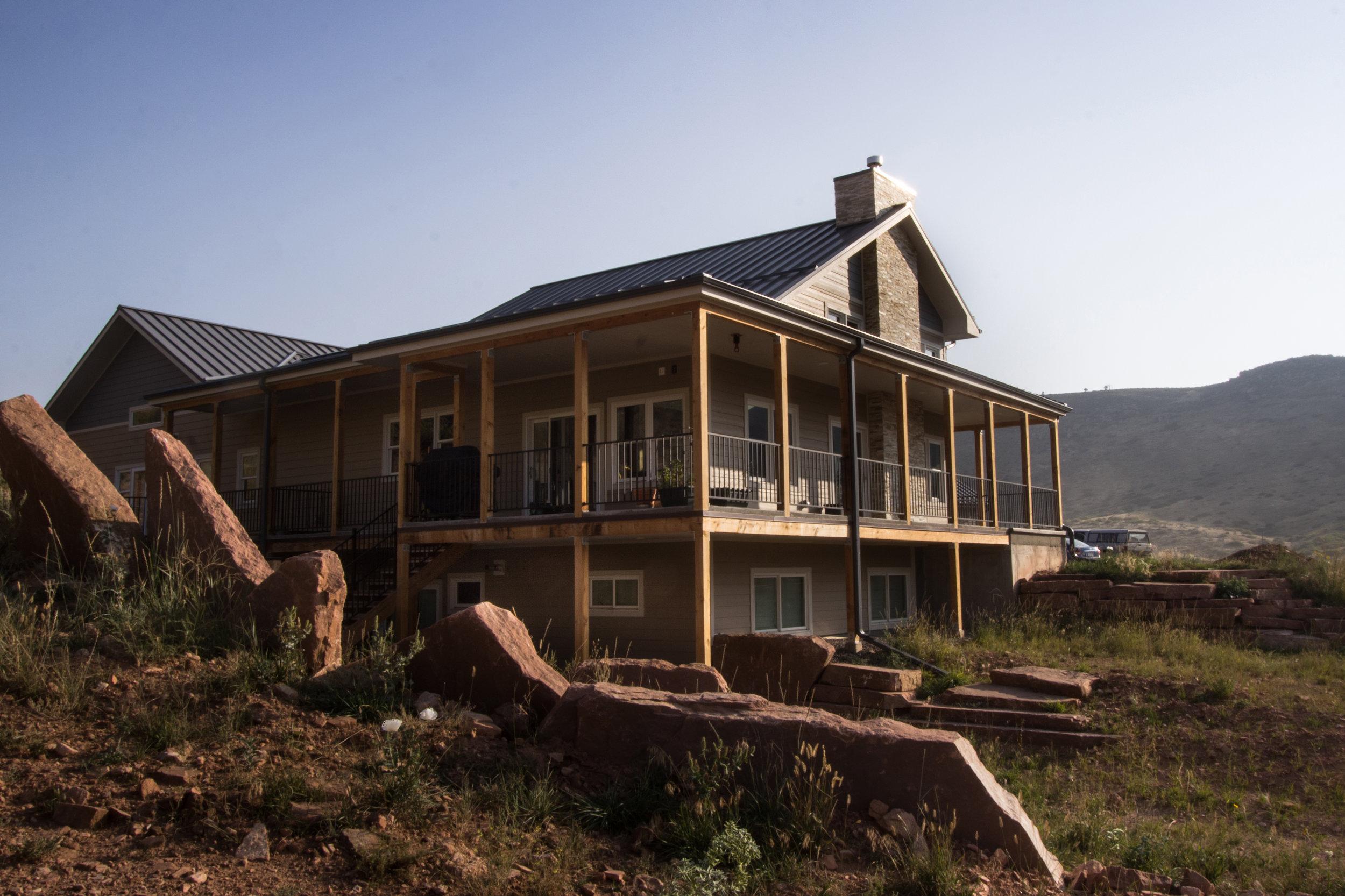 Eagle Canyon Ranch