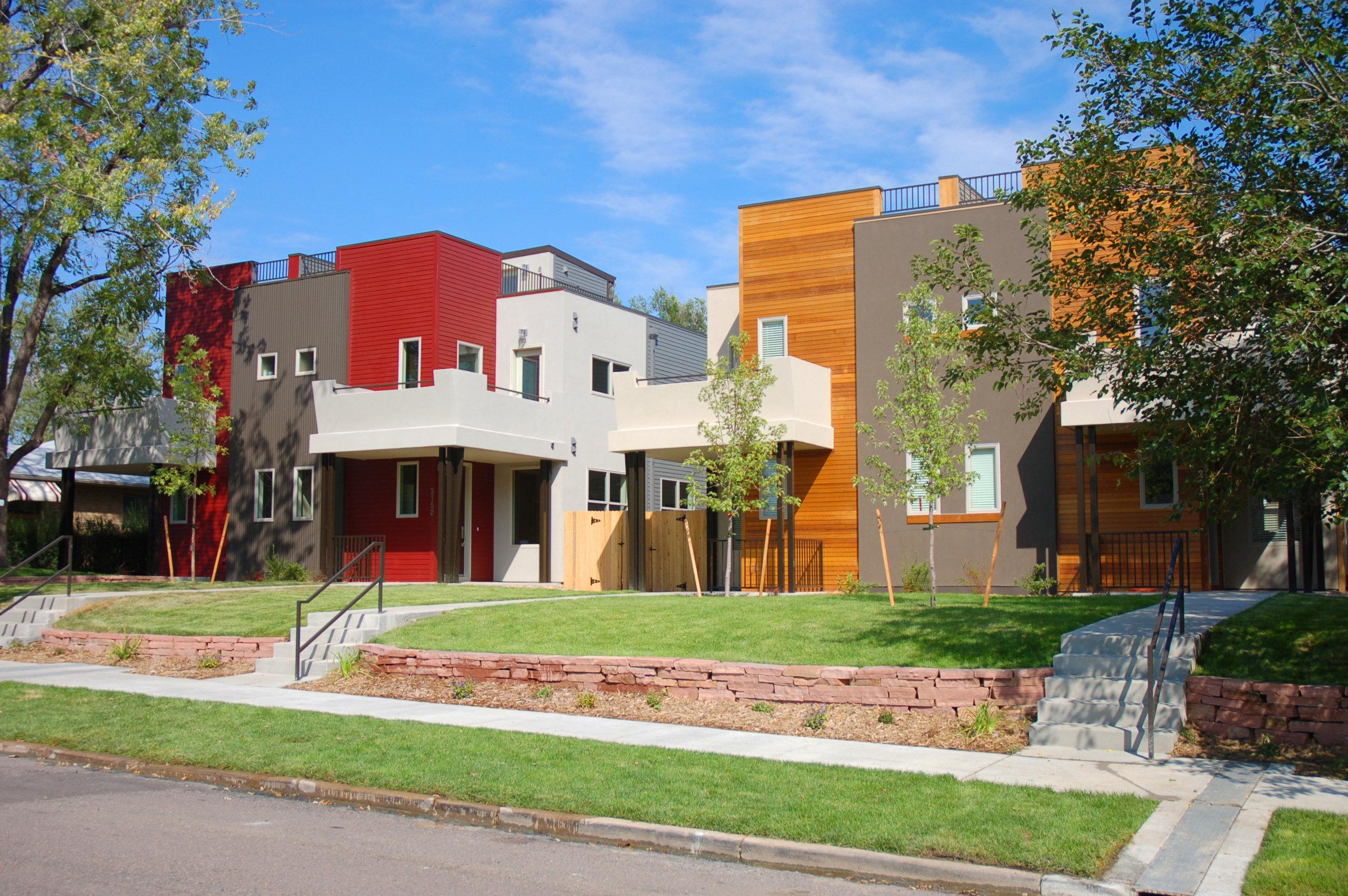 Newton Street Duplex