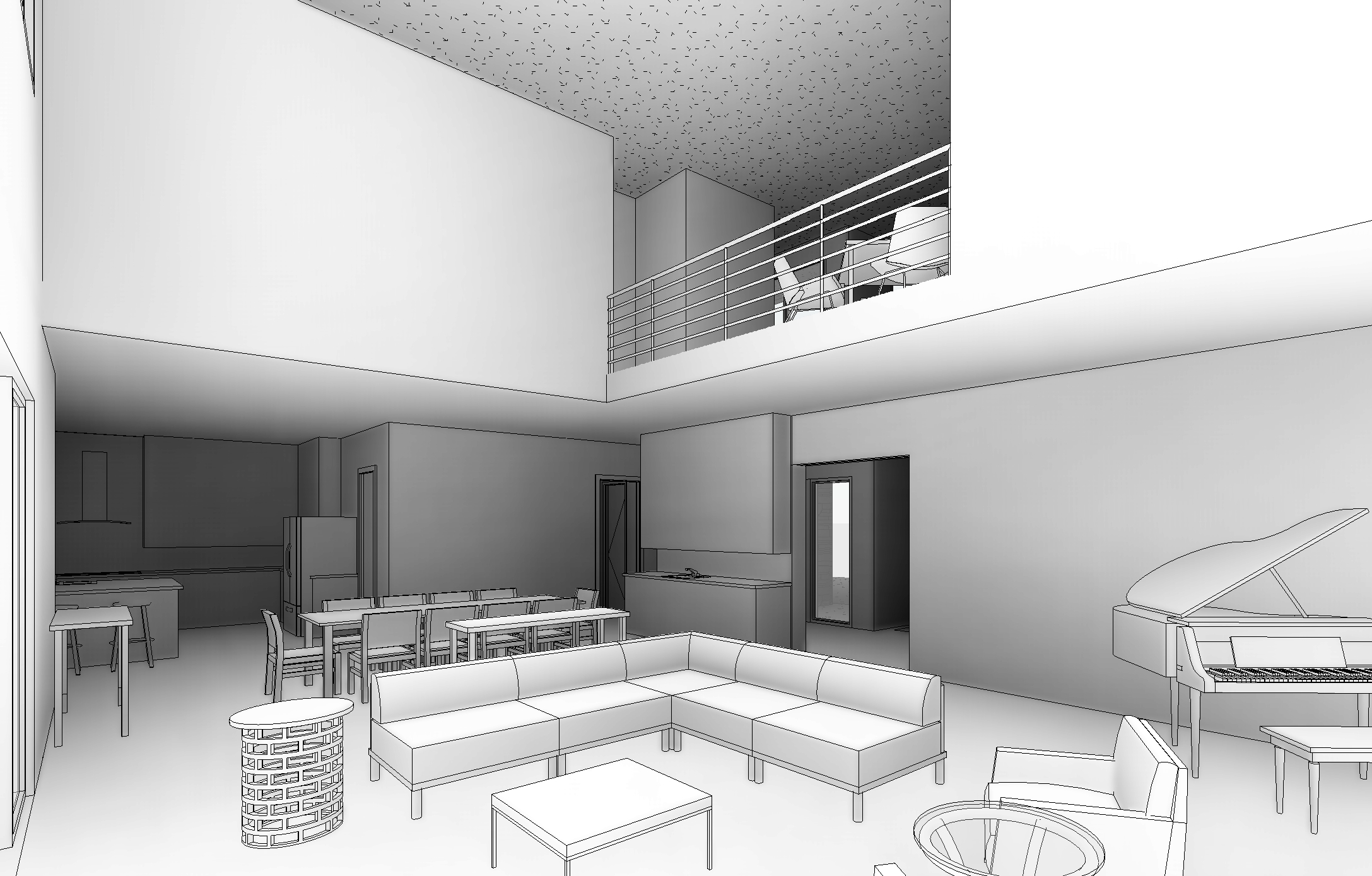 Ravulapati Residence3 - 3D View - GREAT ROOM.jpg